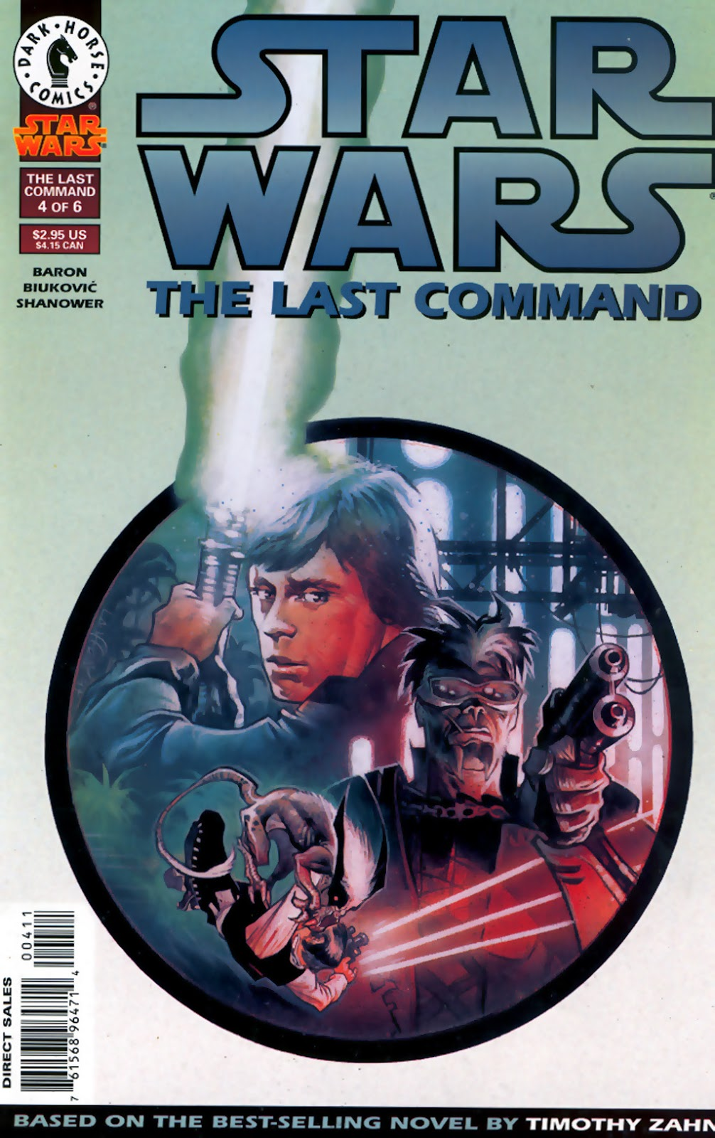 Star Wars: The Last Command issue 4 - Page 1