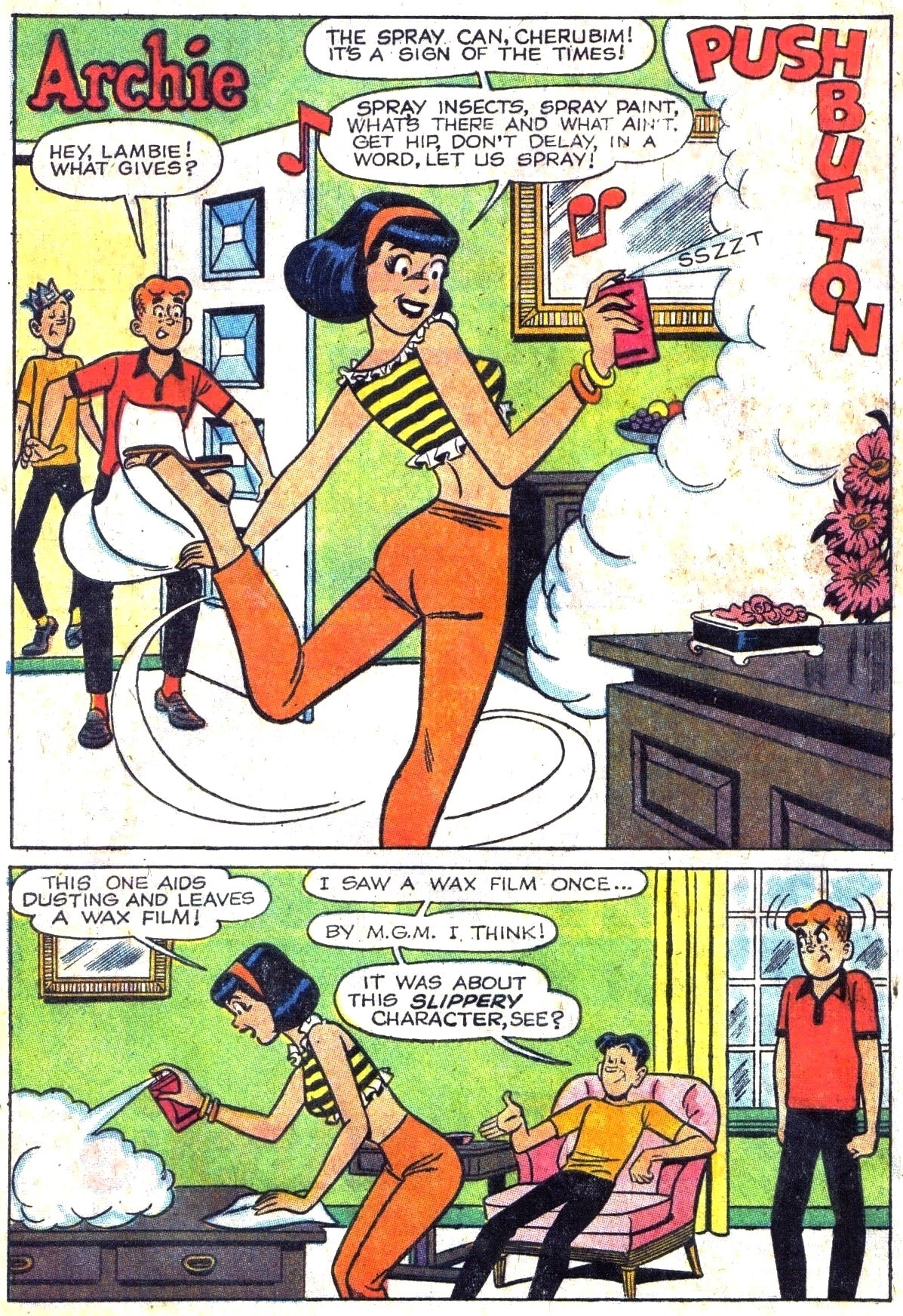 Read online Archie (1960) comic -  Issue #158 - 20