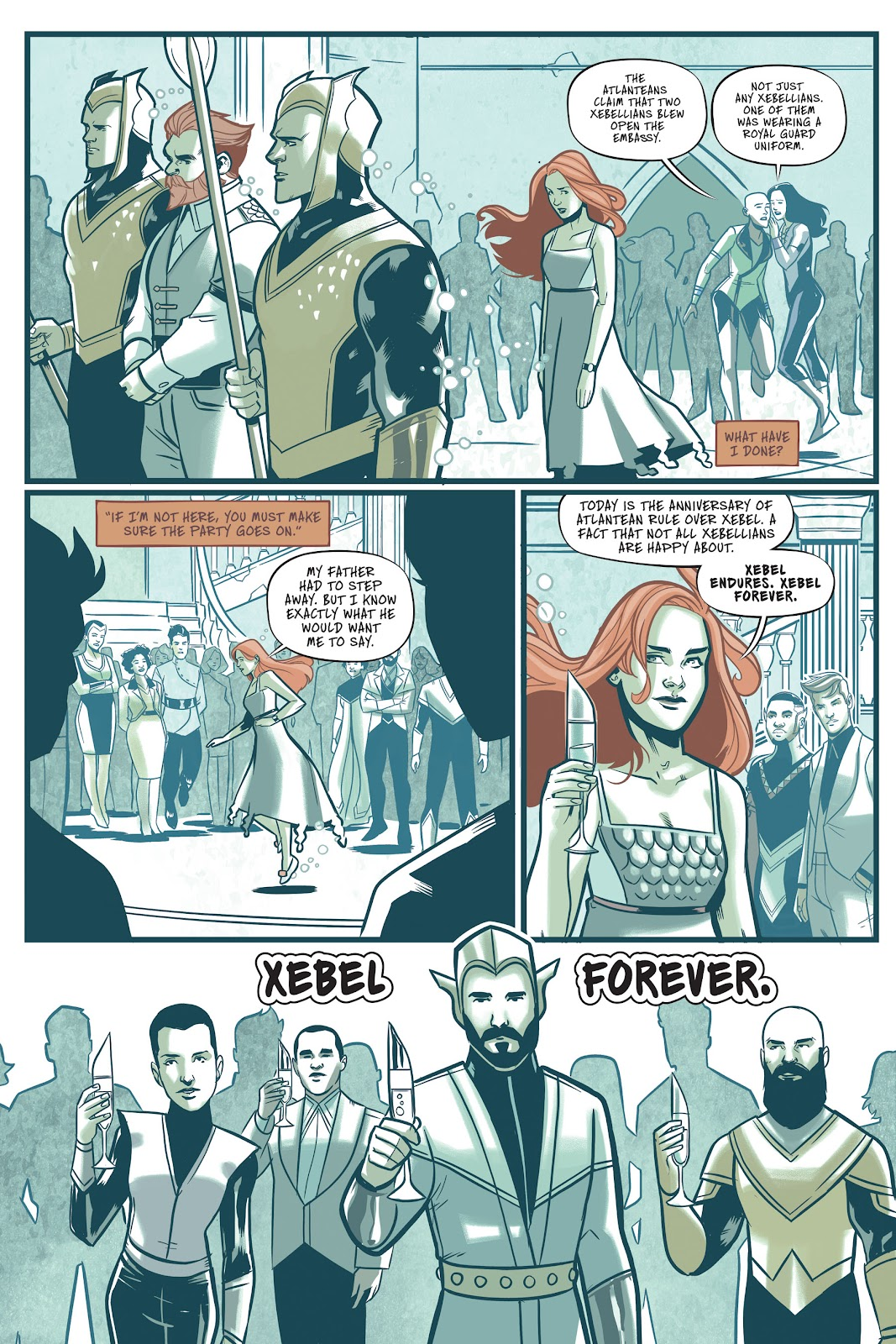 Read online Mera: Tidebreaker comic -  Issue # TPB (Part 1) - 41