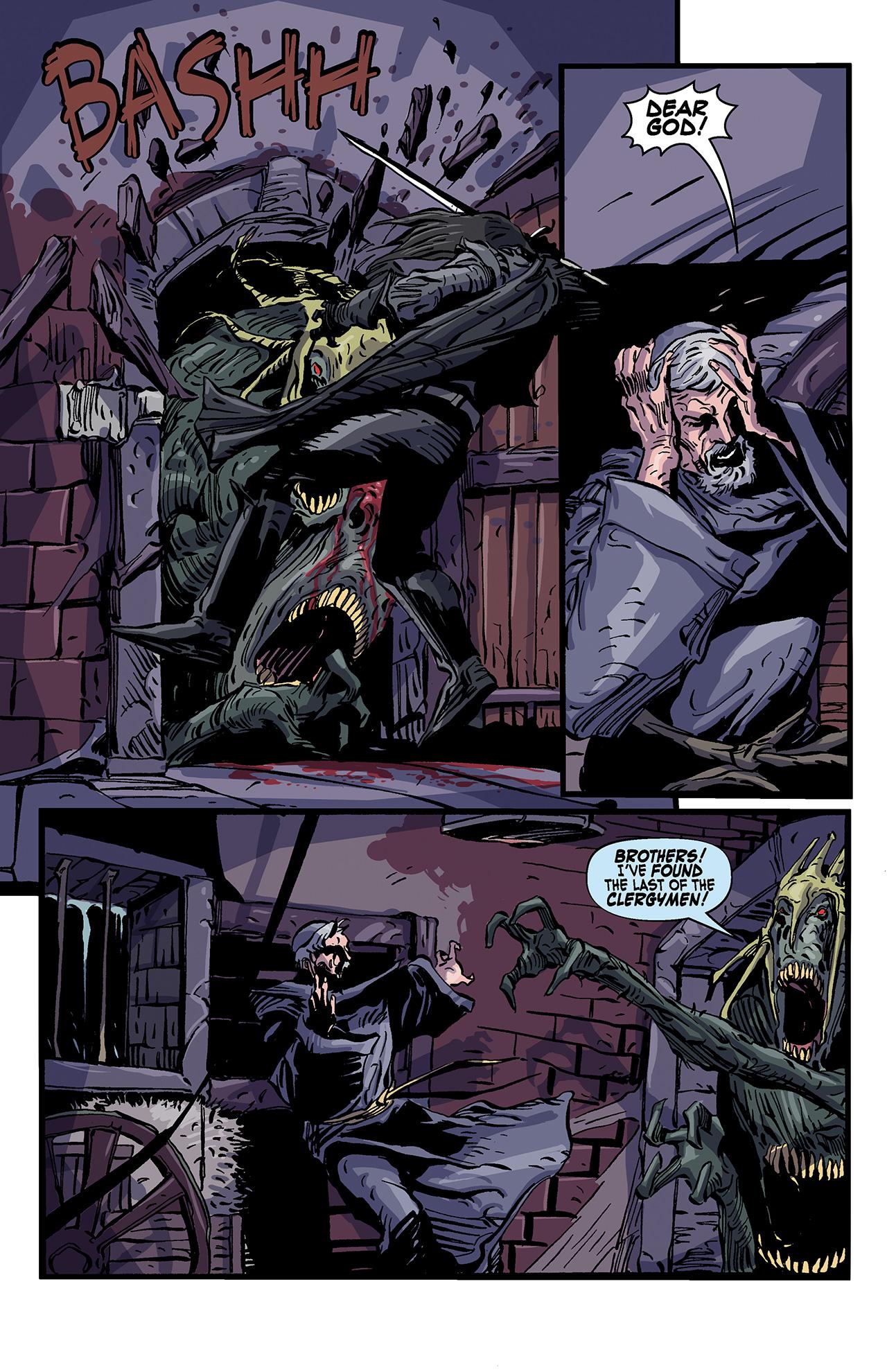 Read online Solomon Kane: Death's Black Riders comic -  Issue #4 - 6