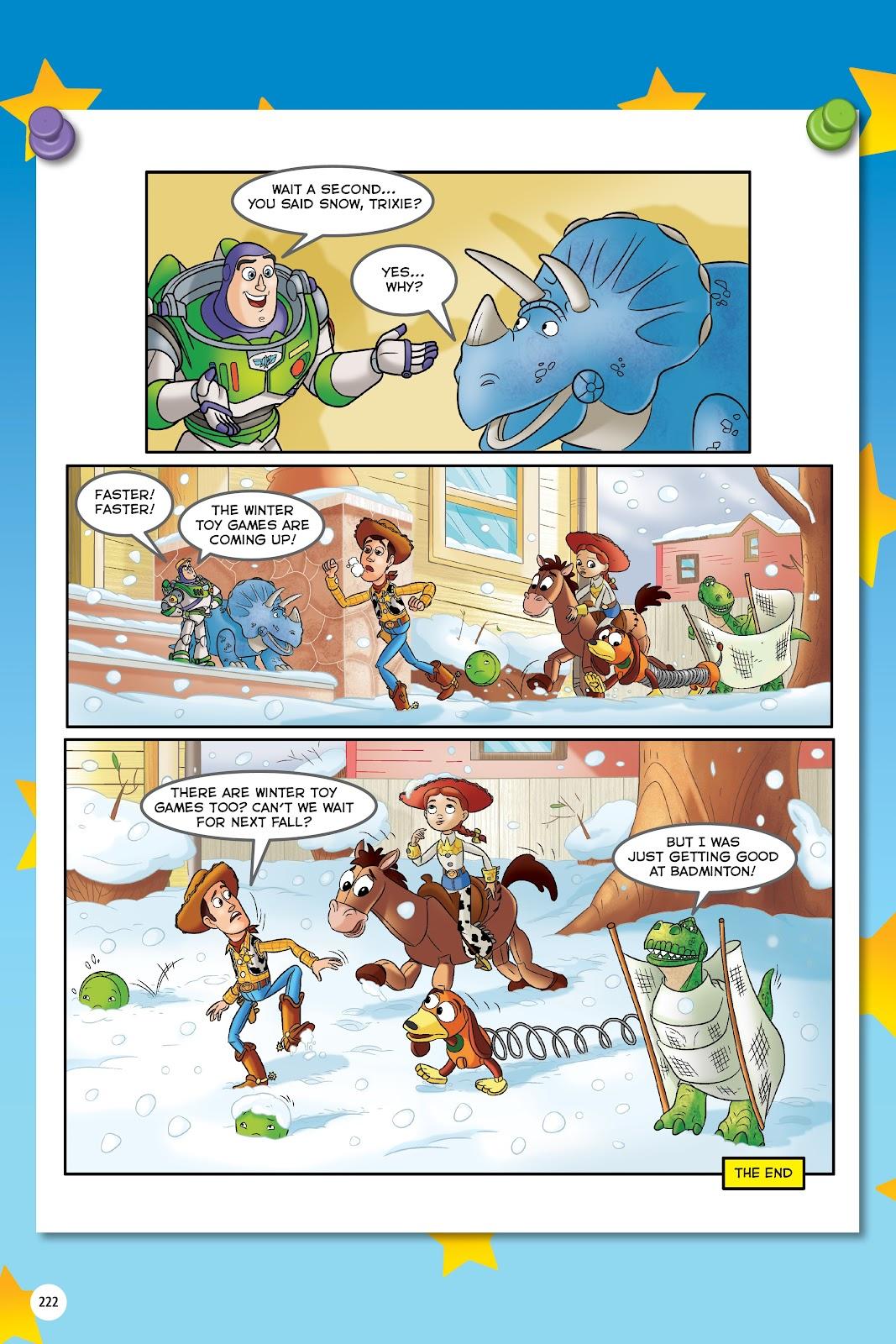 Read online DISNEY·PIXAR Toy Story Adventures comic -  Issue # TPB 1 (Part 3) - 22