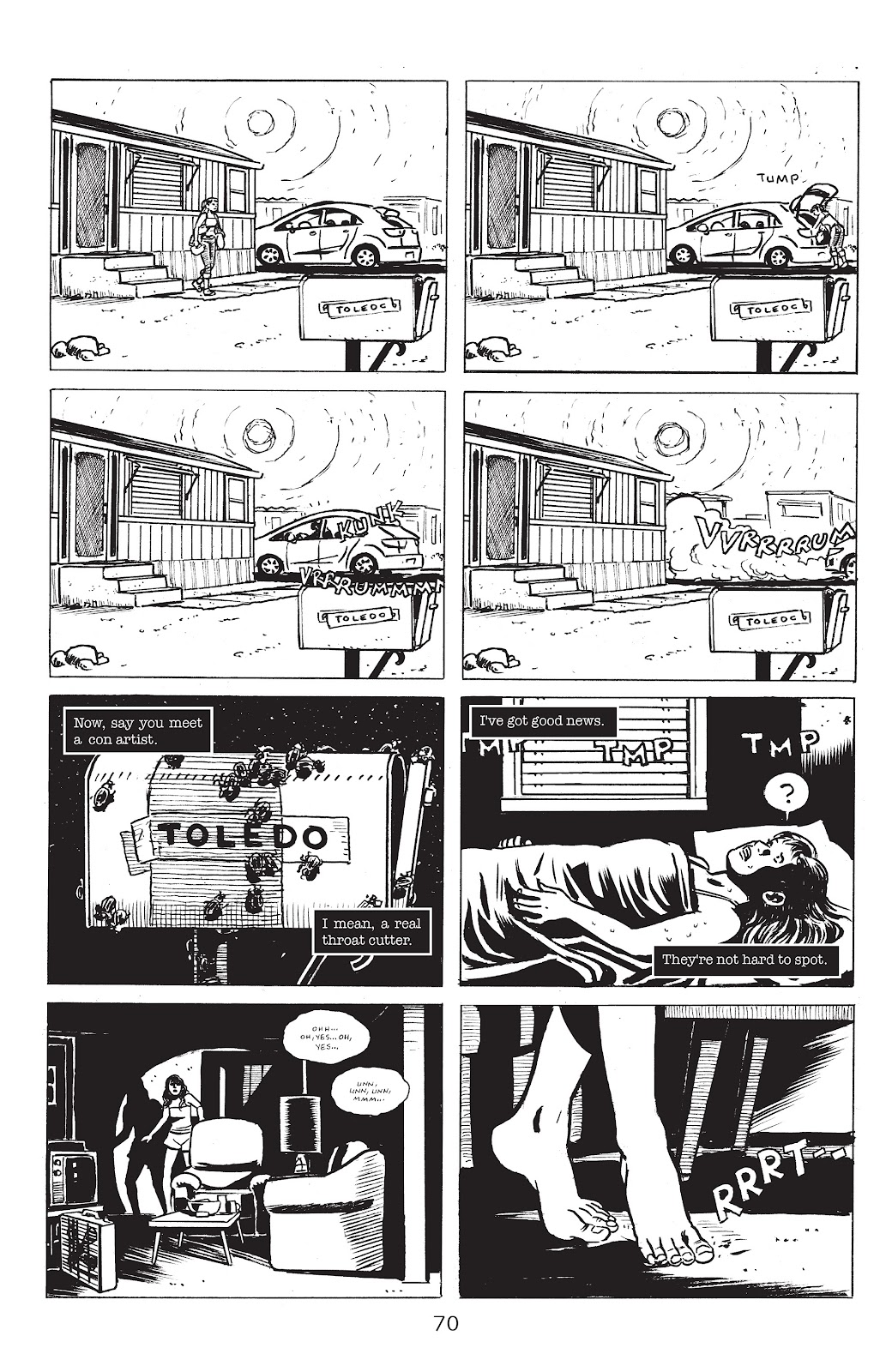 Read online Lodger comic -  Issue #4 - 12