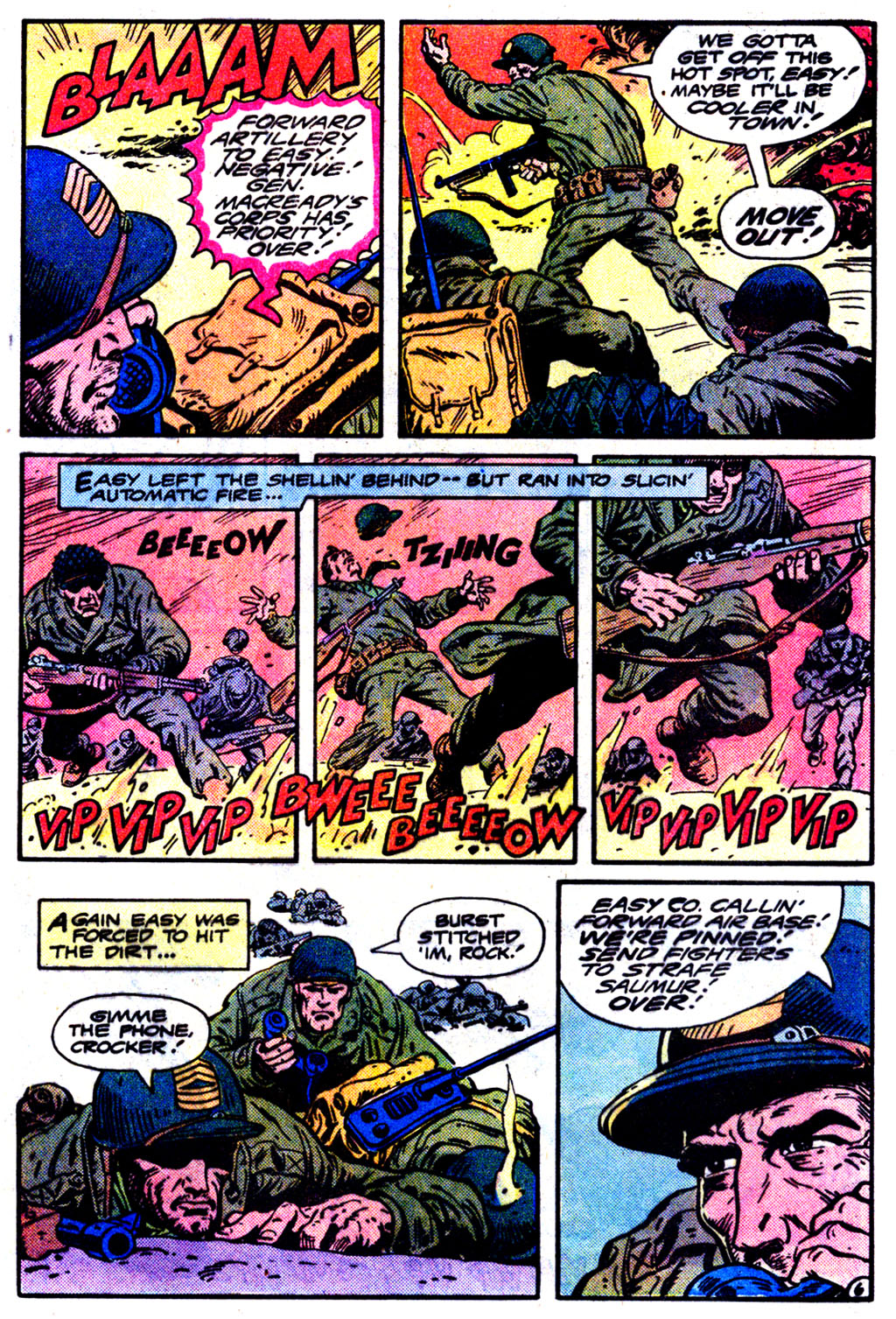 Sgt. Rock issue 360 - Page 6