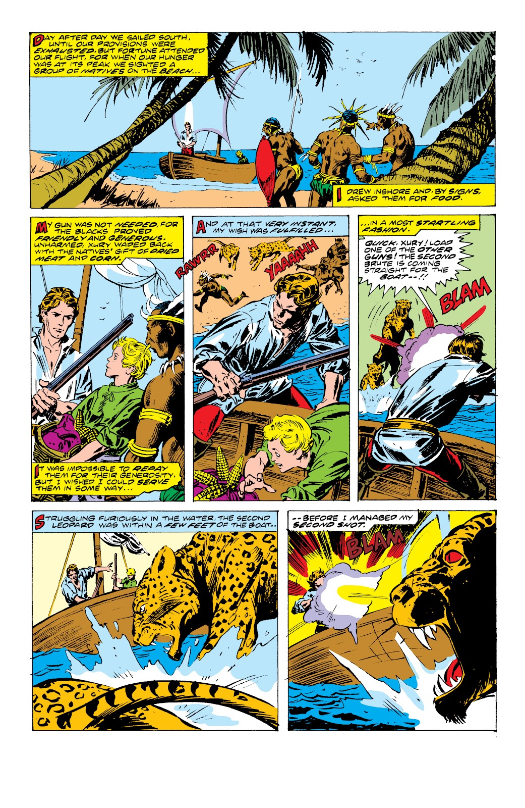 Marvel Classics Comics Series Featuring issue 19 - Page 13