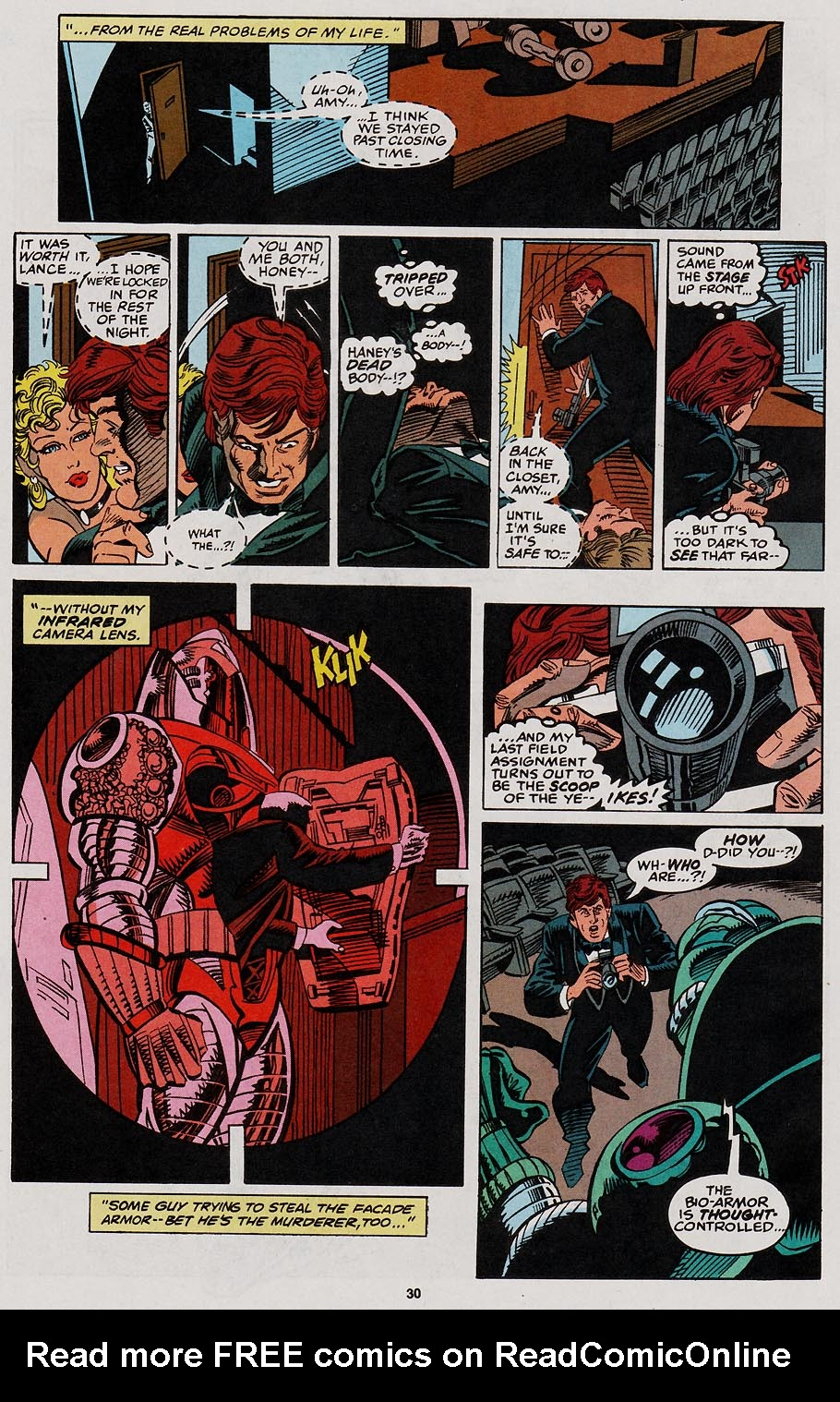 Web of Spider-Man (1985) Issue #113 #123 - English 25