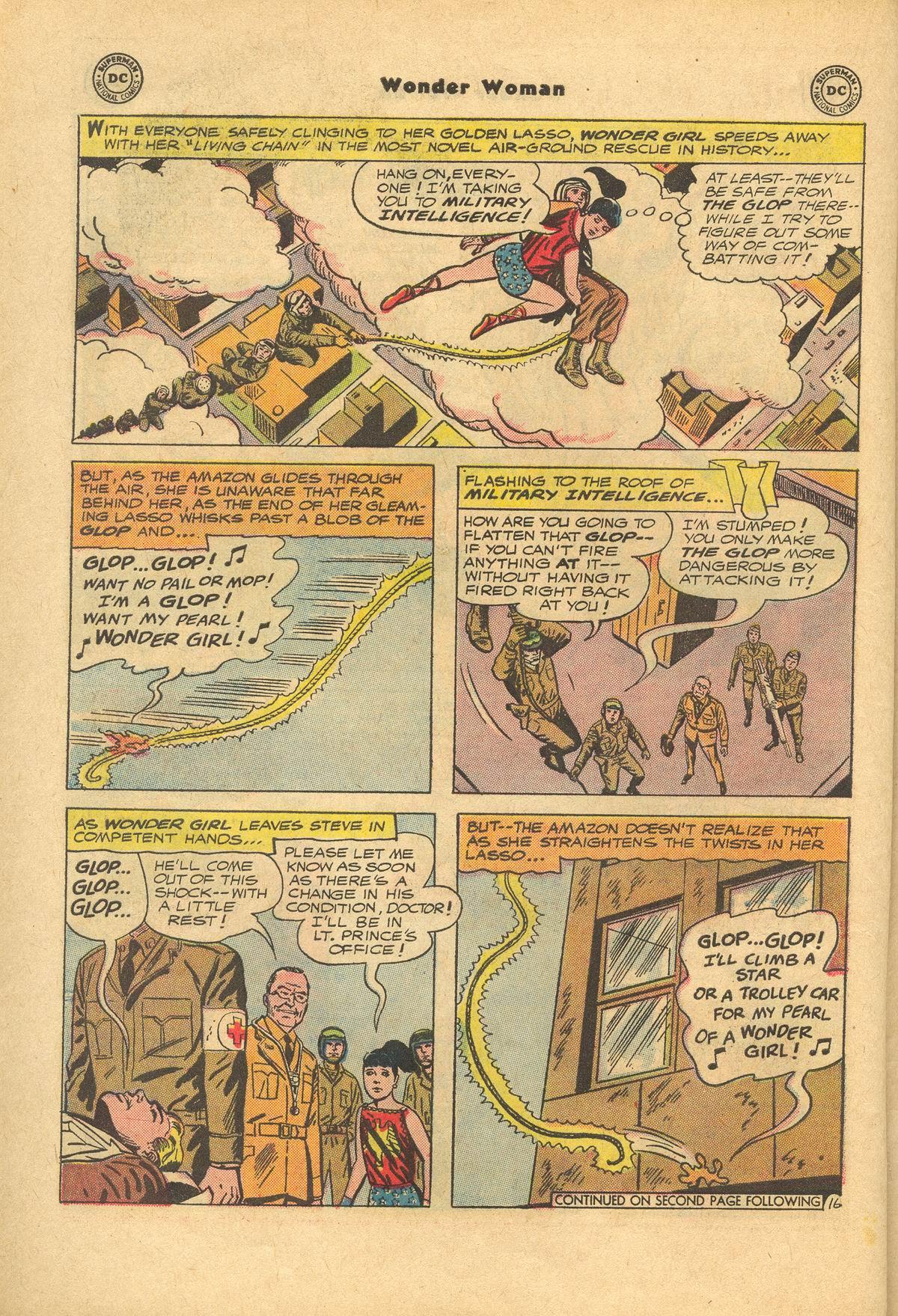 Read online Wonder Woman (1942) comic -  Issue #151 - 22