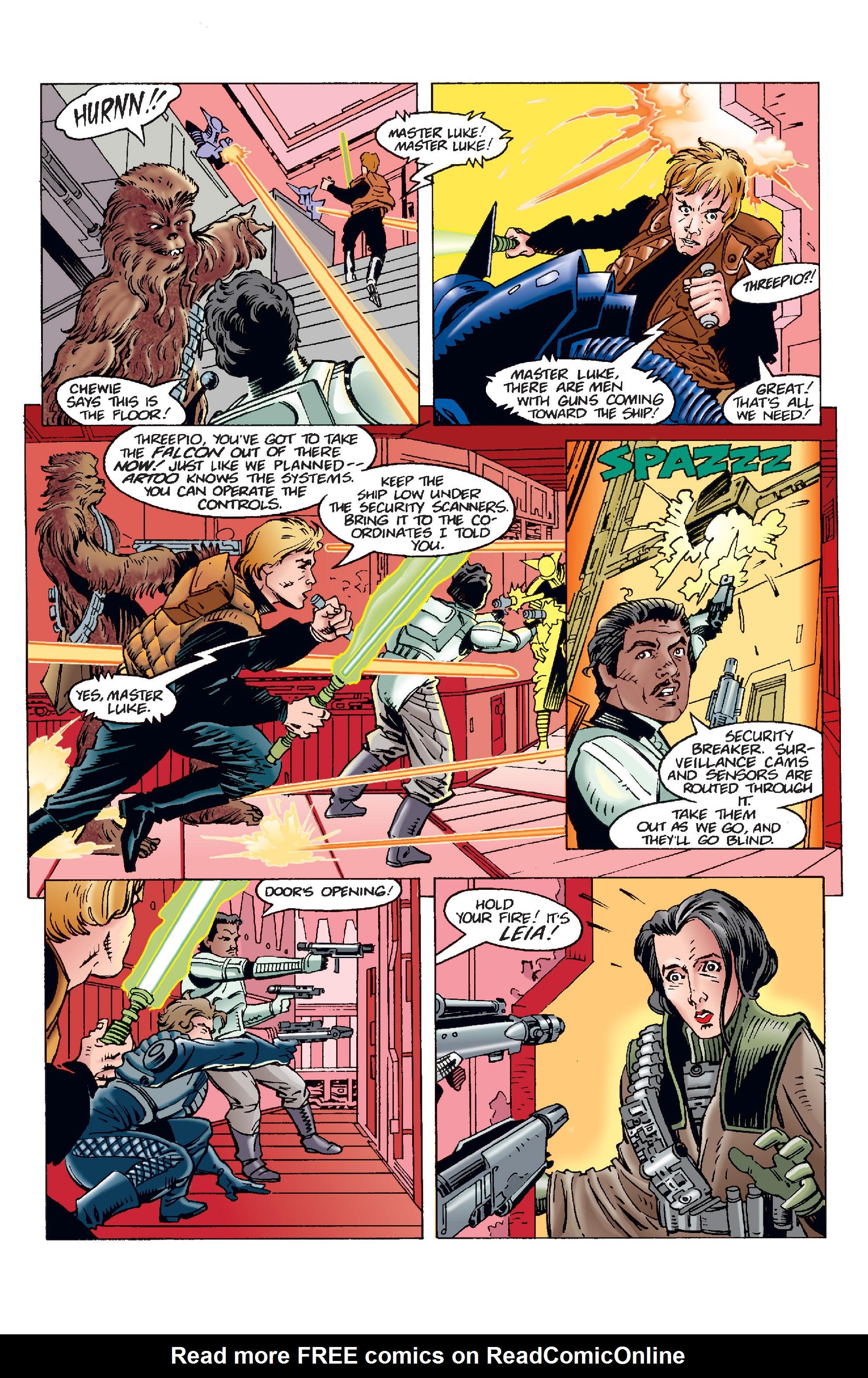 Read online Star Wars Omnibus comic -  Issue # Vol. 11 - 135