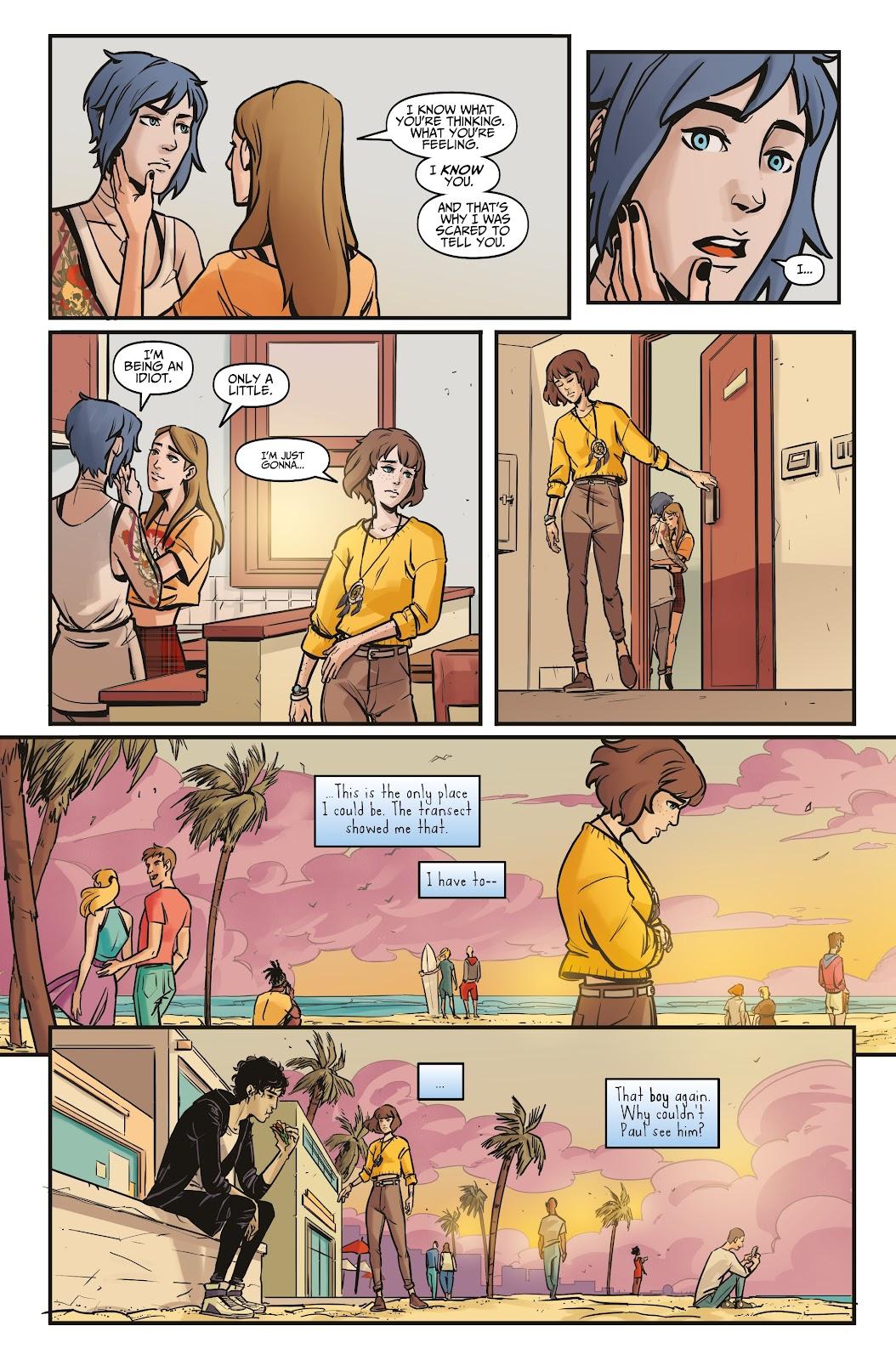 Read online Life is Strange comic -  Issue #5 - 27