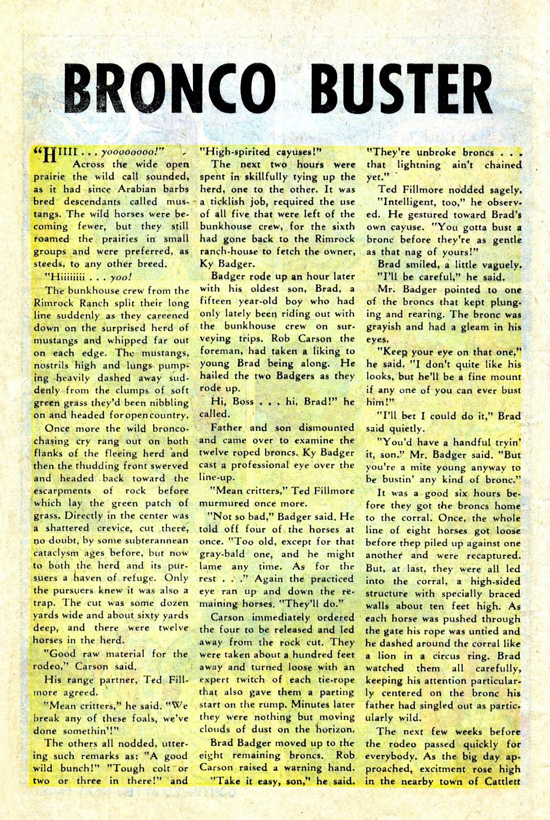 Gunsmoke Western issue 75 - Page 8