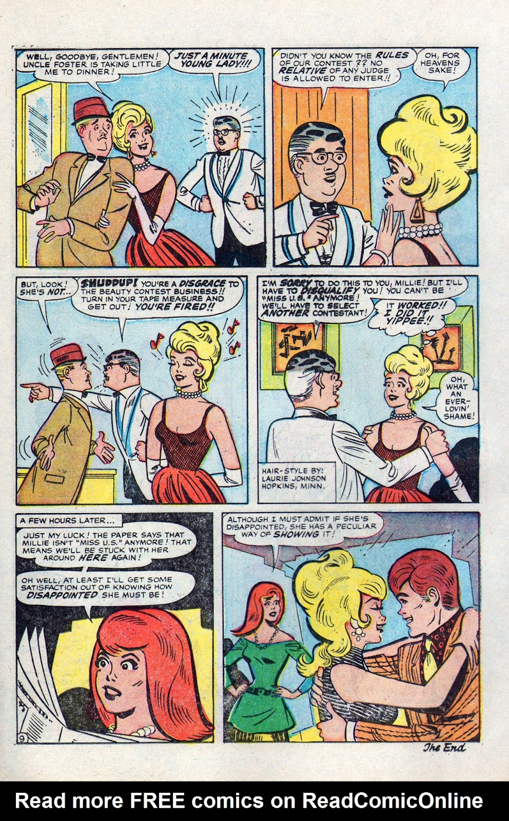 Read online Millie the Model comic -  Issue # Annual 6 - 58