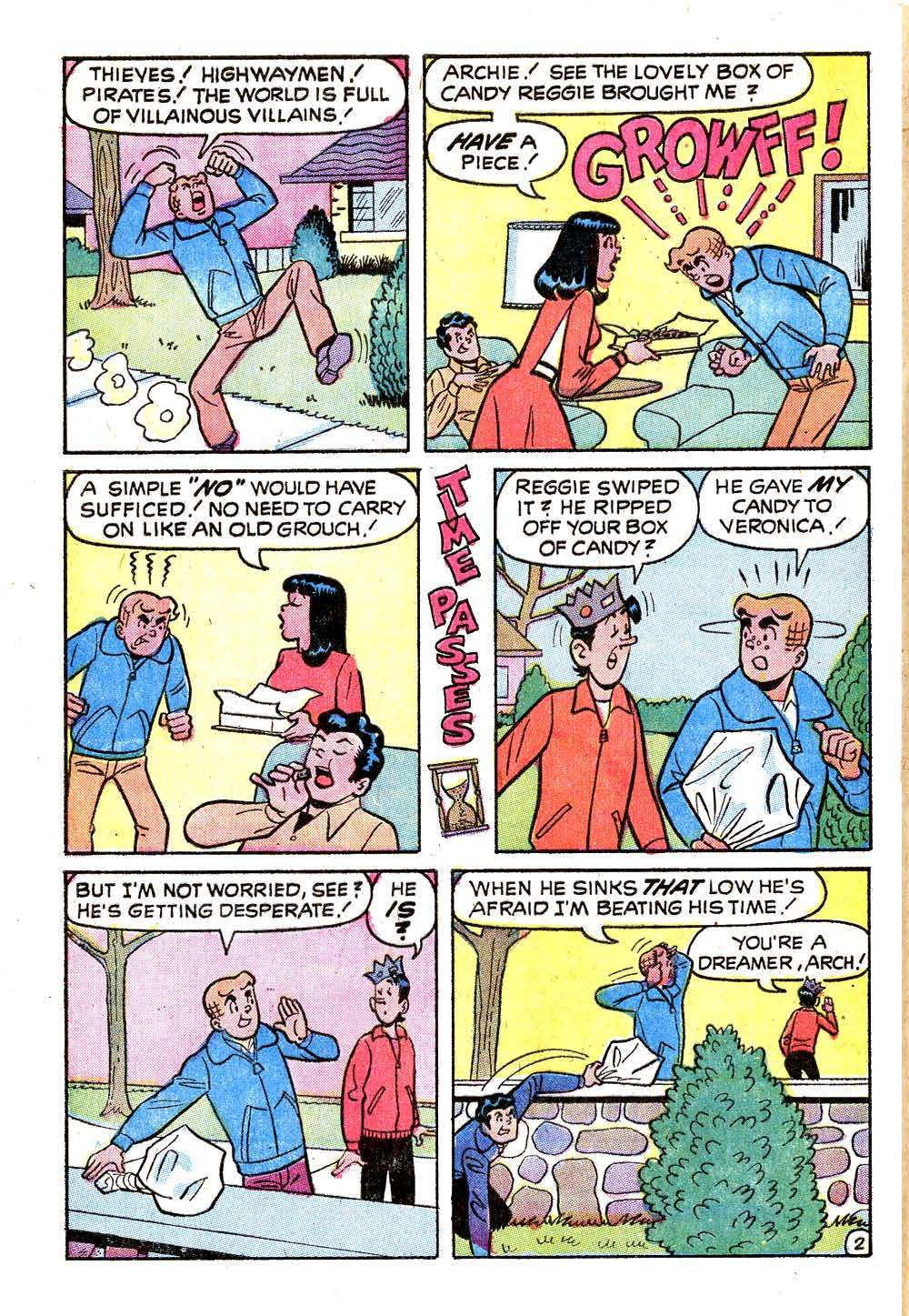 Read online Archie (1960) comic -  Issue #227 - 4