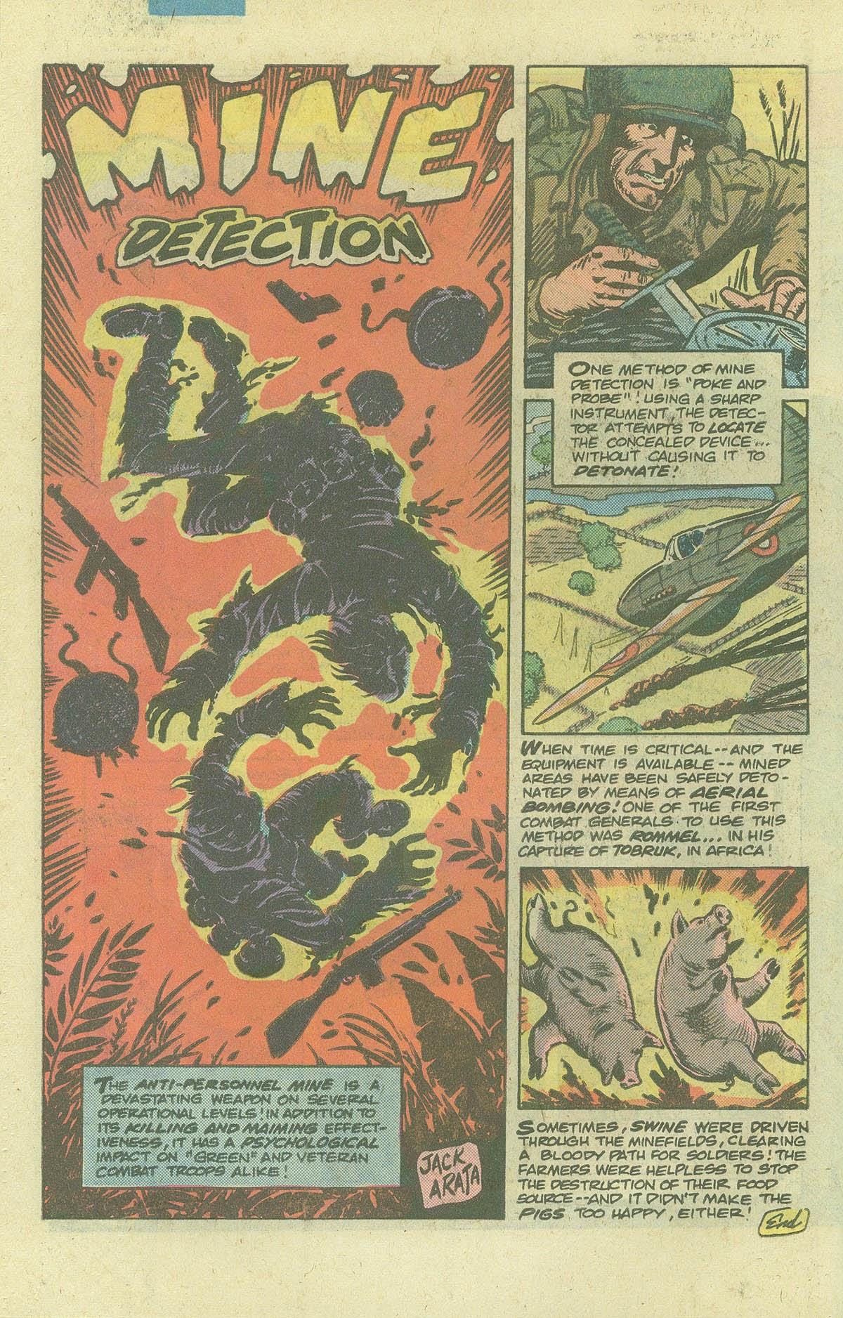 Read online Sgt. Rock comic -  Issue #378 - 32