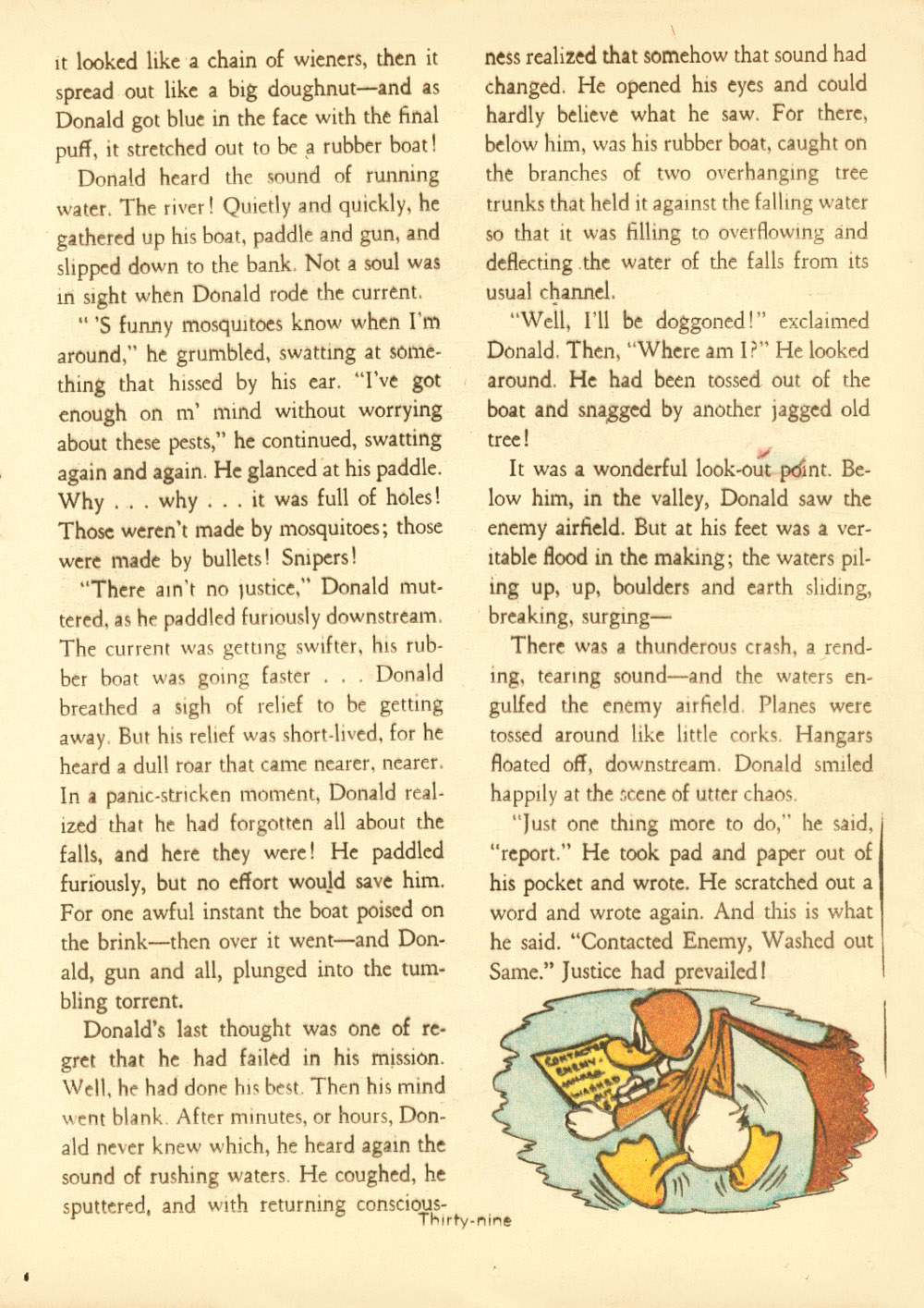 Walt Disney's Comics and Stories issue 38 - Page 41