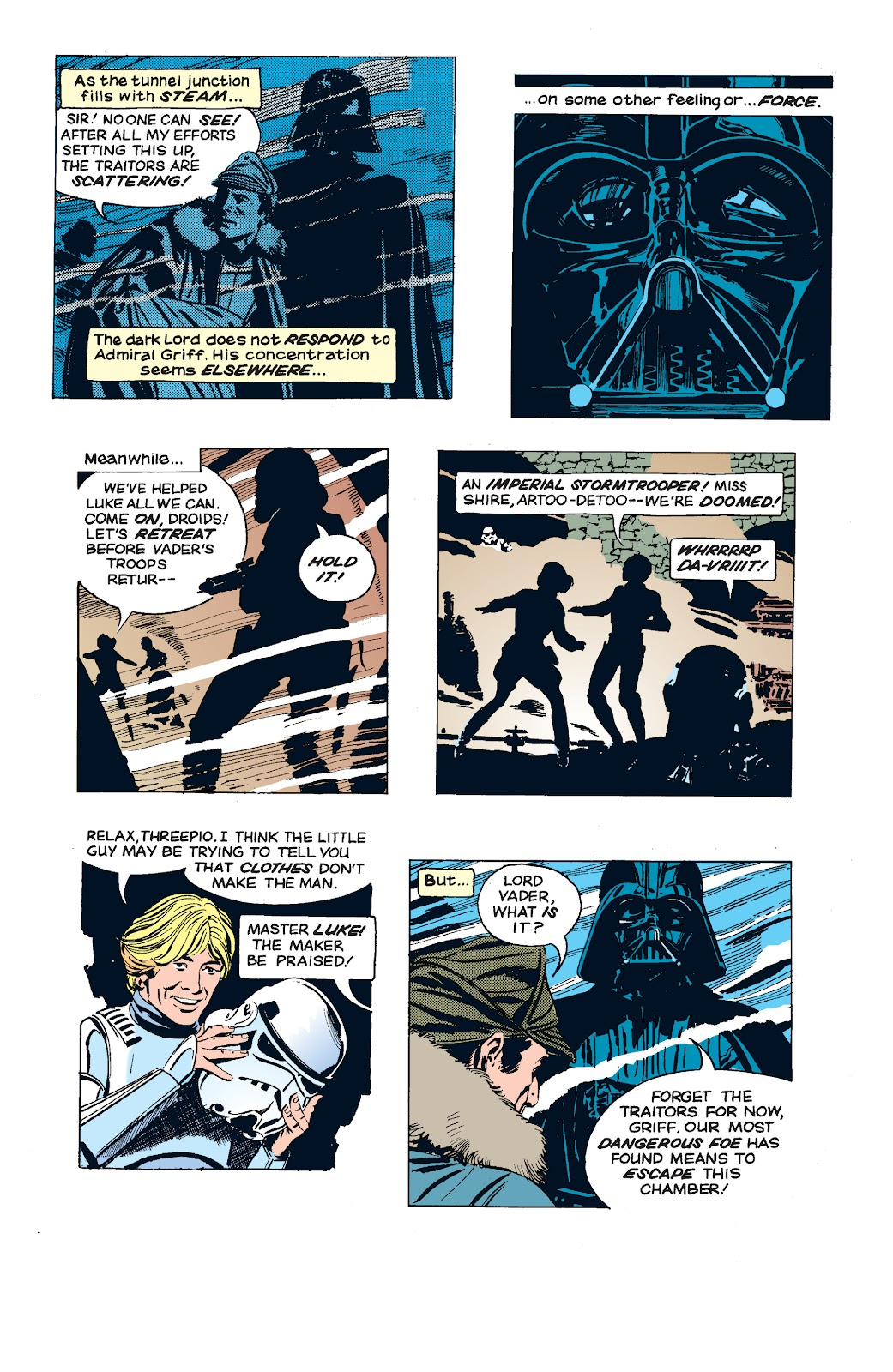 Read online Star Wars Legends: The Newspaper Strips - Epic Collection comic -  Issue # TPB (Part 5) - 68