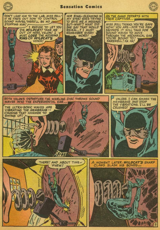 Read online Sensation (Mystery) Comics comic -  Issue #80 - 46