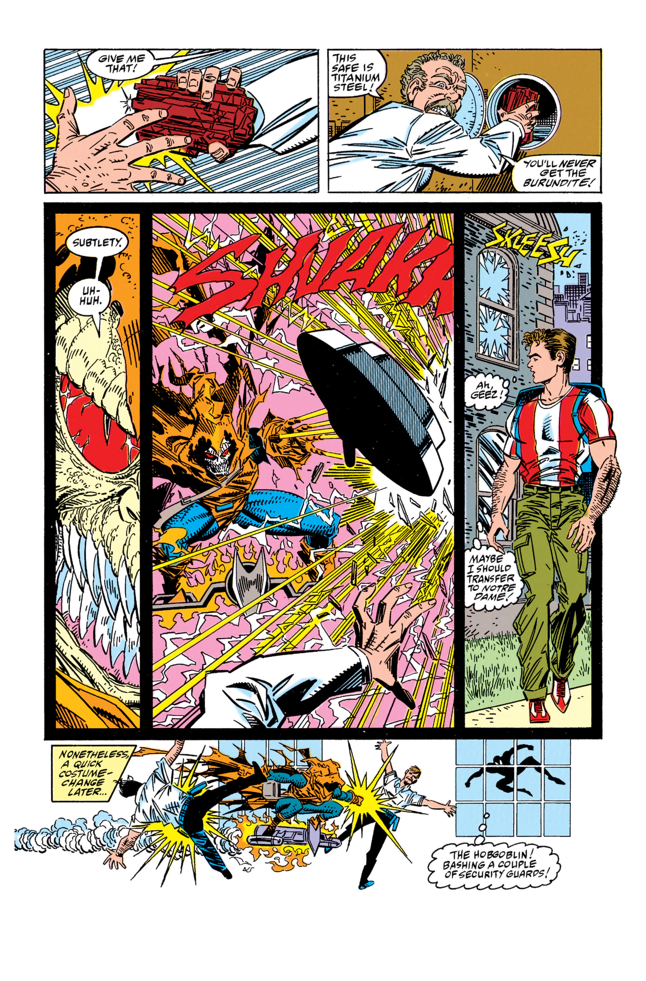 The Amazing Spider-Man (1963) 337 Page 8