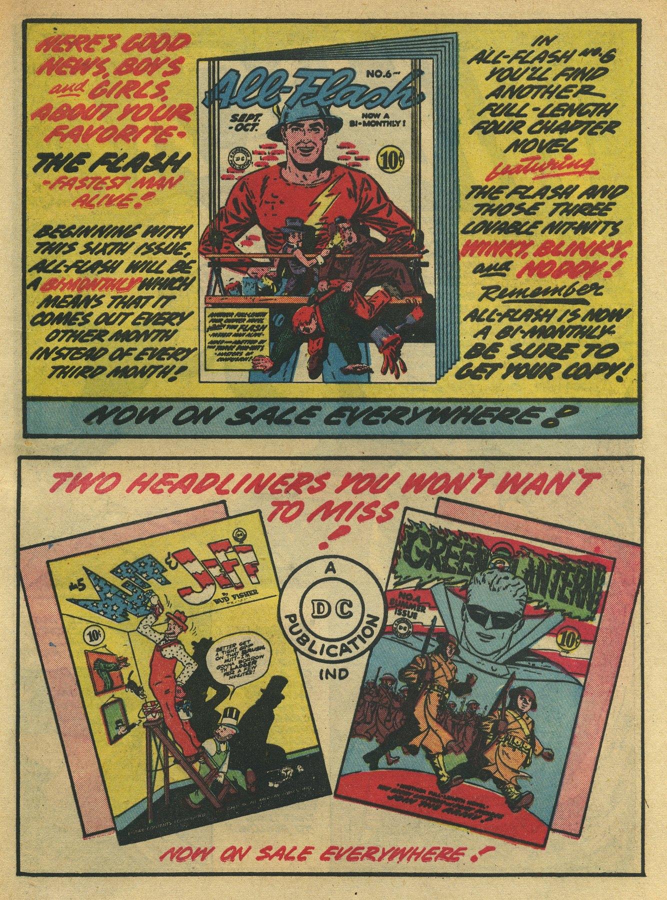 Read online Sensation (Mystery) Comics comic -  Issue #10 - 55