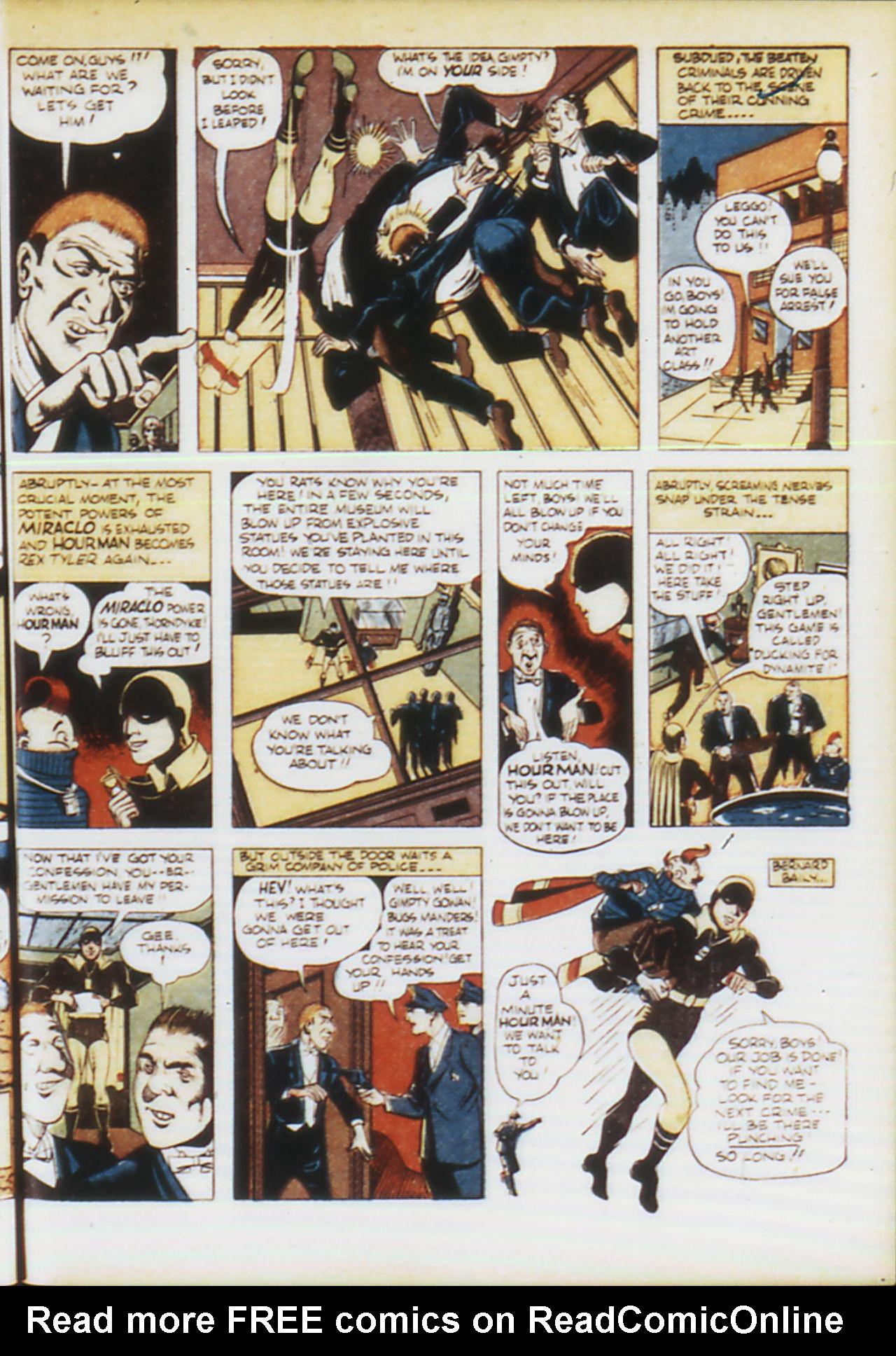 Read online Adventure Comics (1938) comic -  Issue #74 - 22