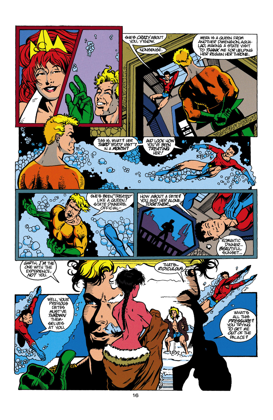 Read online Aquaman (1994) comic -  Issue #Aquaman (1994) _Annual 1 - 17