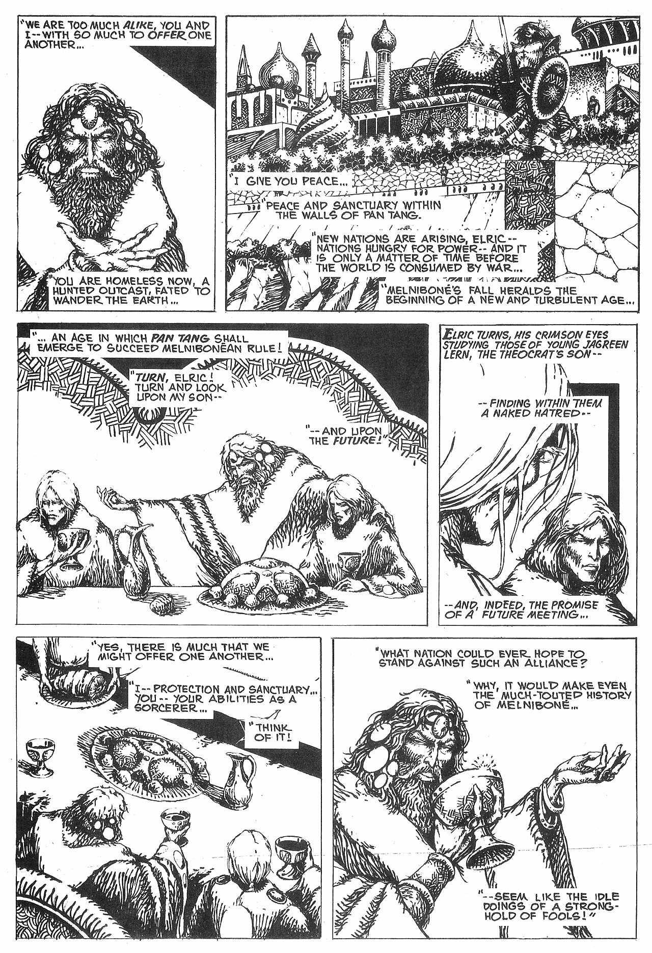 Read online Star*Reach comic -  Issue #6 - 36