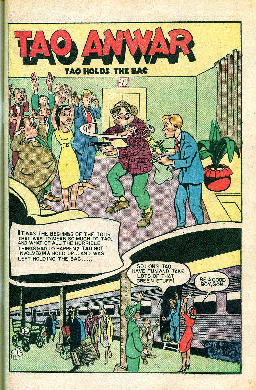 Read online Super-Magician Comics comic -  Issue #55 - 17