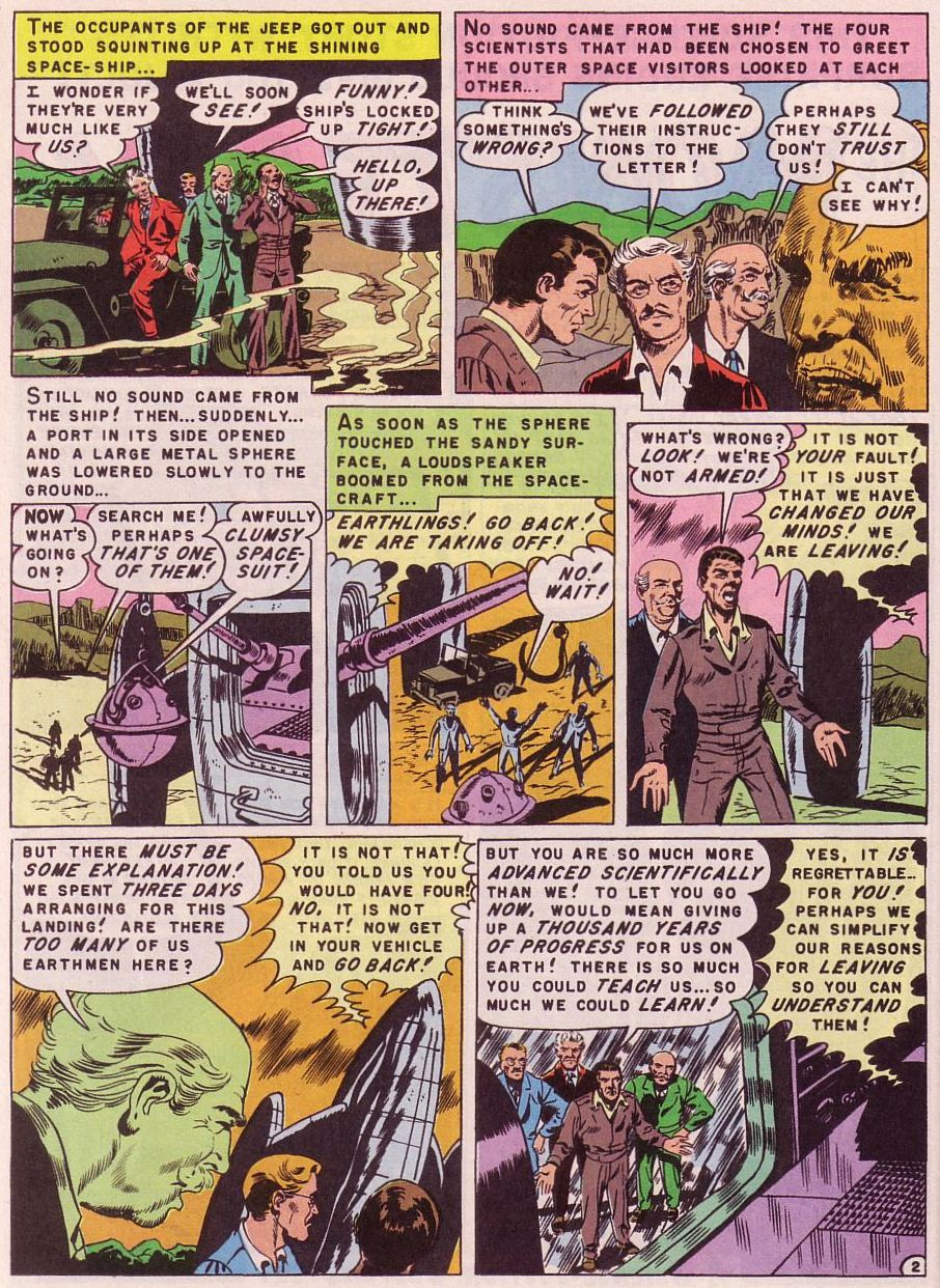 Read online Shock SuspenStories comic -  Issue #1 - 20