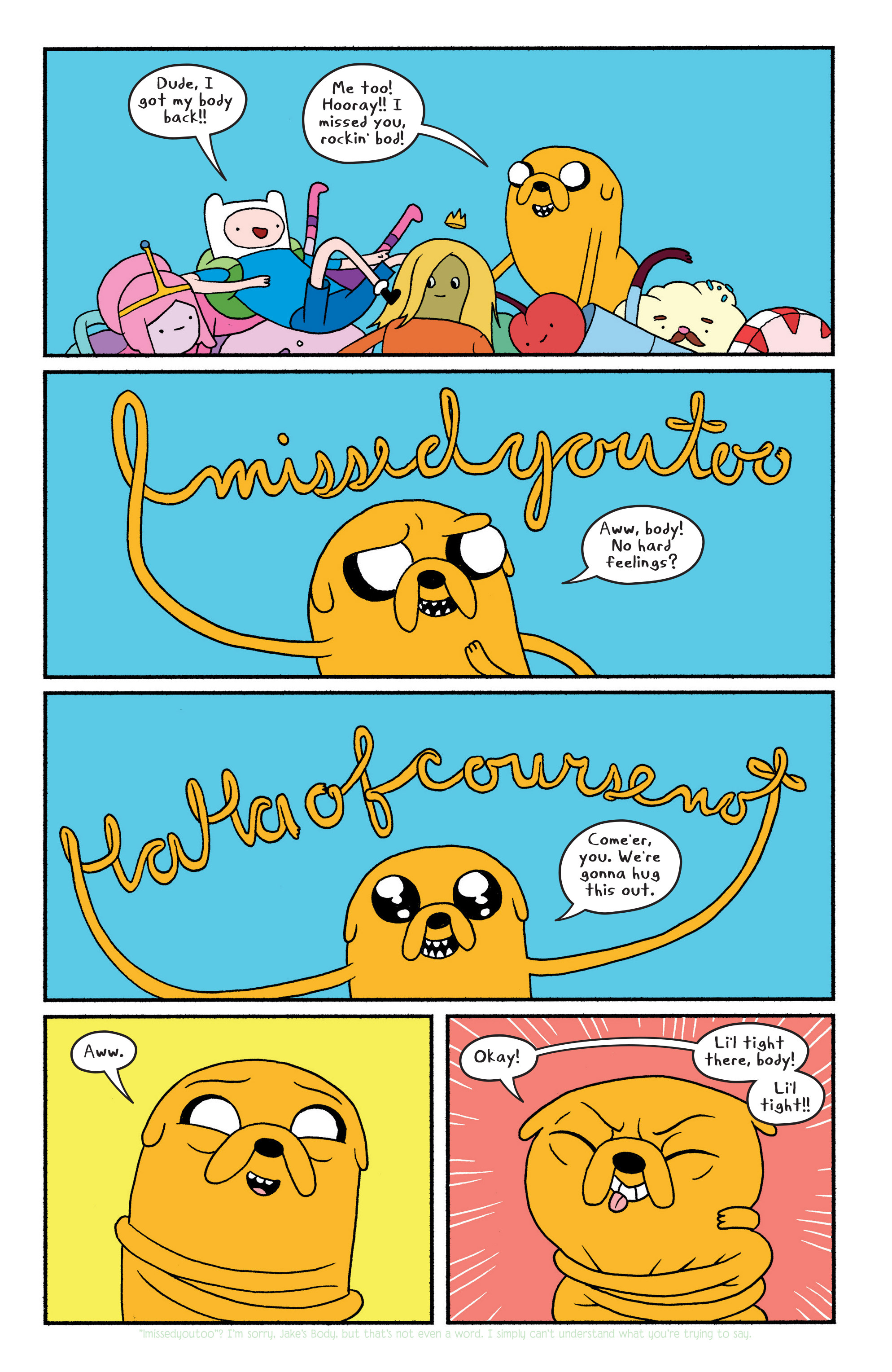 Read online Adventure Time comic -  Issue #Adventure Time _TPB 6 - 99