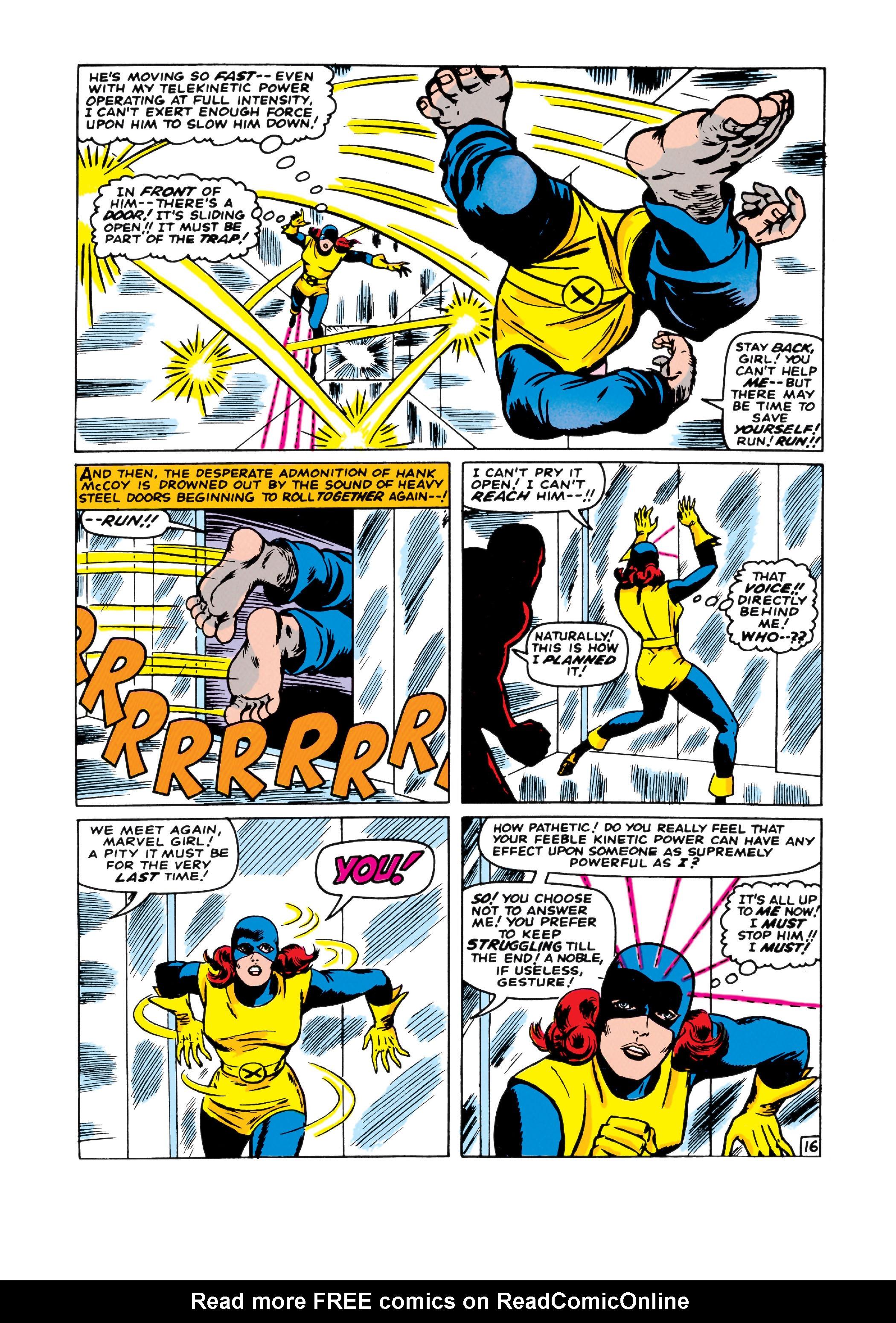 Uncanny X-Men (1963) 17 Page 16