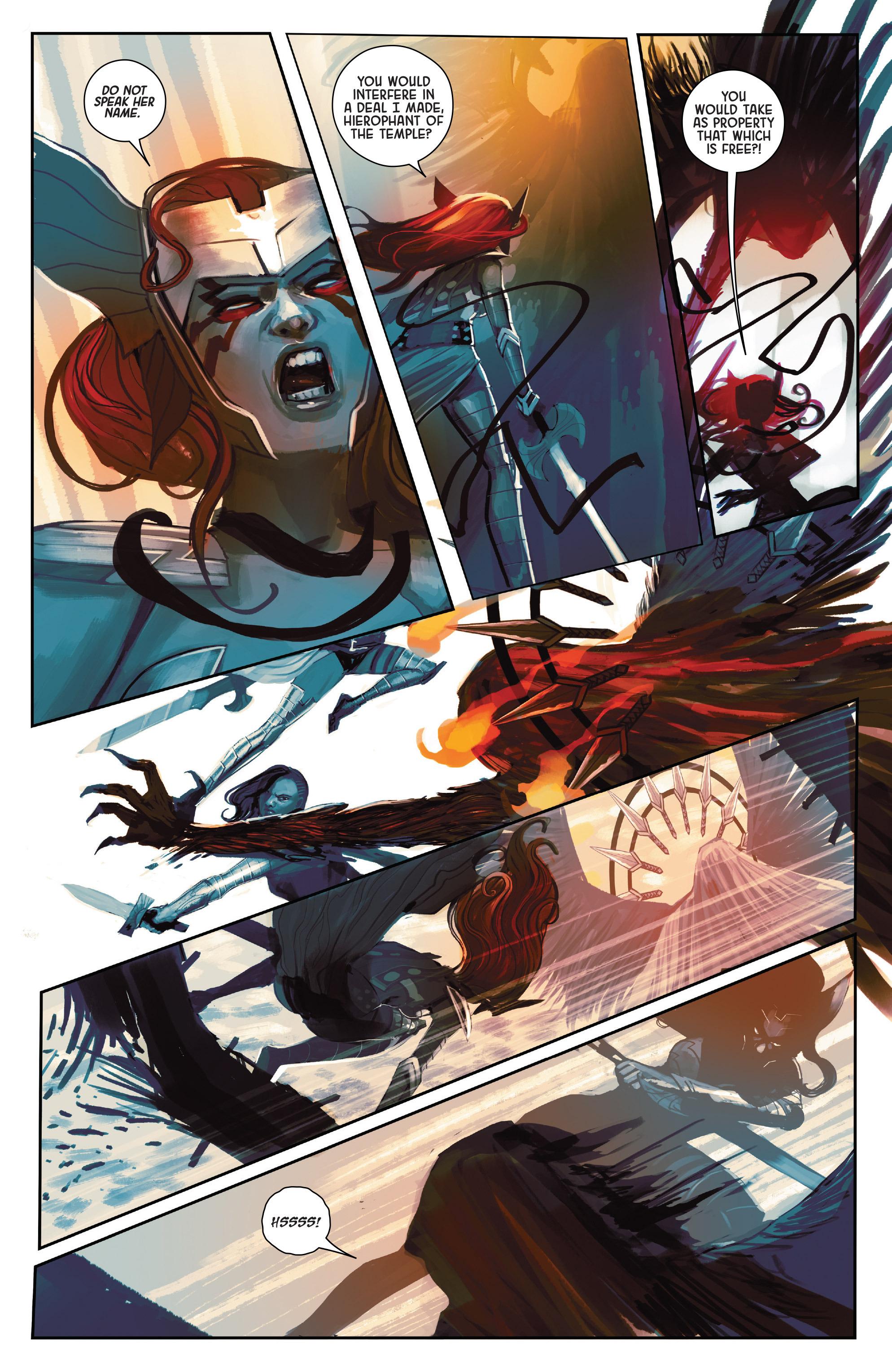 Read online Angela: Queen Of Hel comic -  Issue #1 - 12