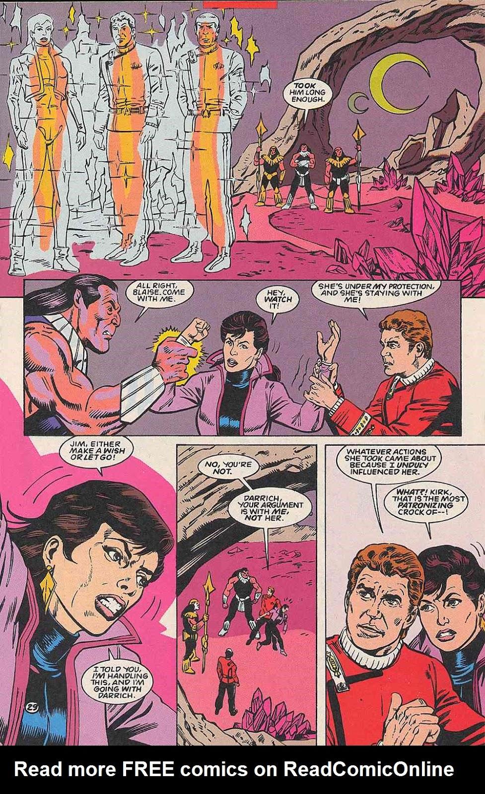 Read online Star Trek (1989) comic -  Issue # _Special 1 - 36