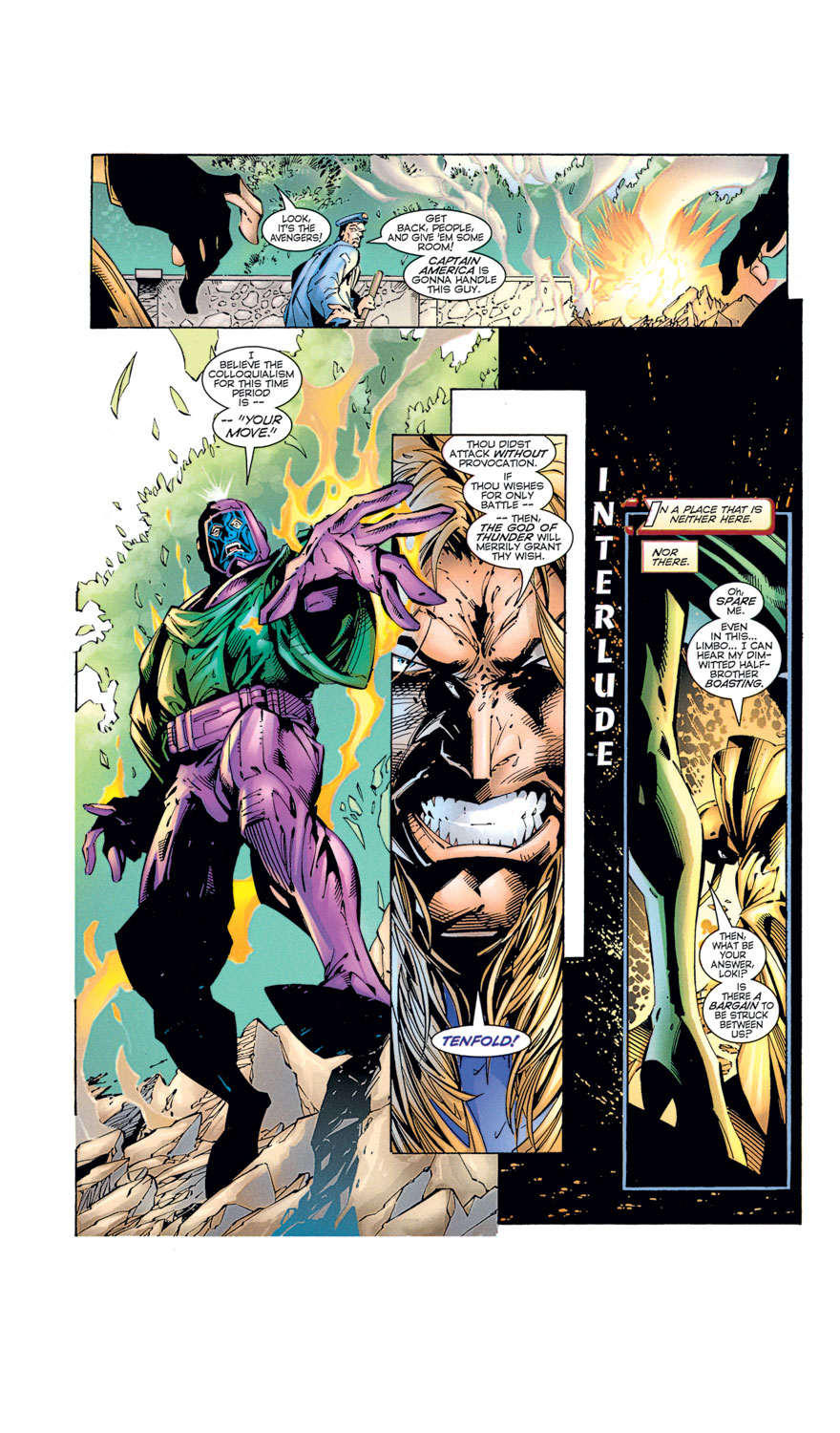 Read online Avengers (1996) comic -  Issue #2 - 10