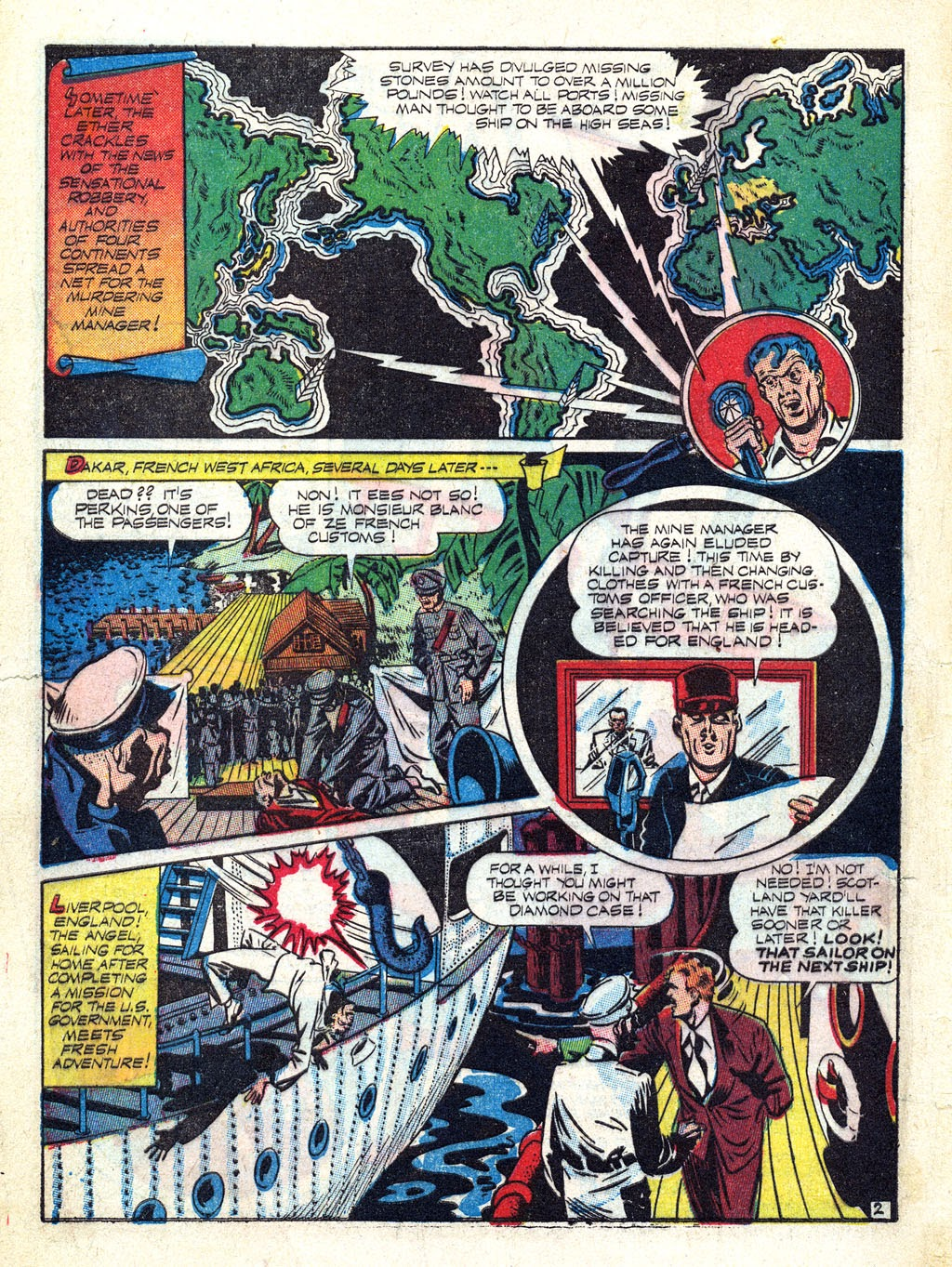 Read online Mystic Comics (1944) comic -  Issue #3 - 4