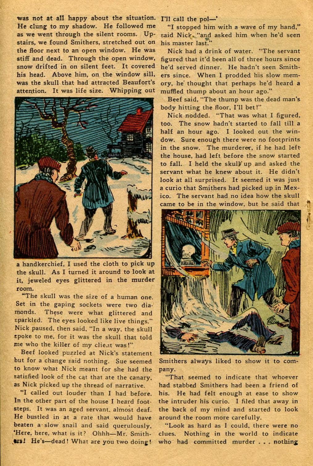 Read online Shadow Comics comic -  Issue #53 - 27