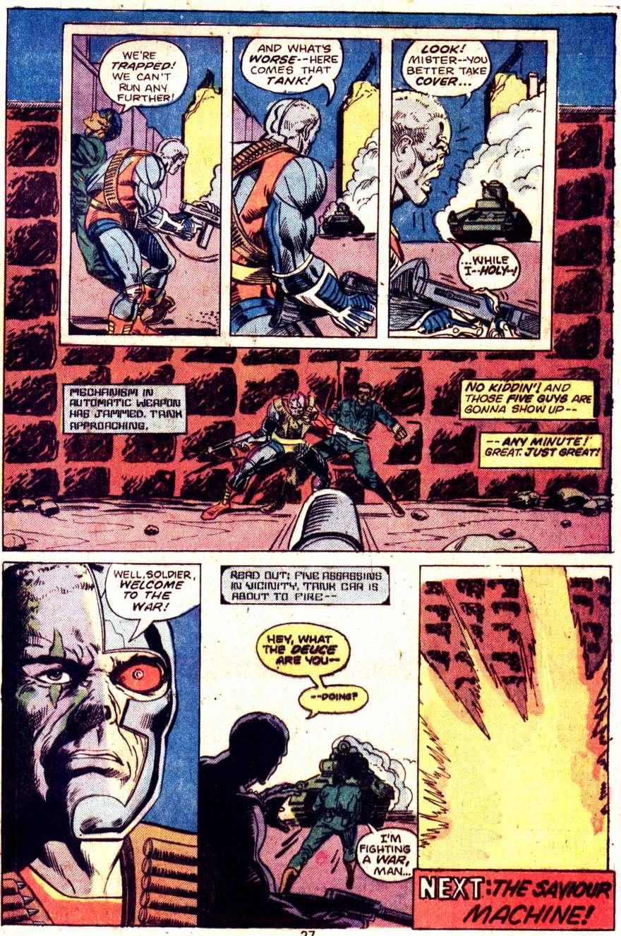 Read online Astonishing Tales (1970) comic -  Issue #28 - 15