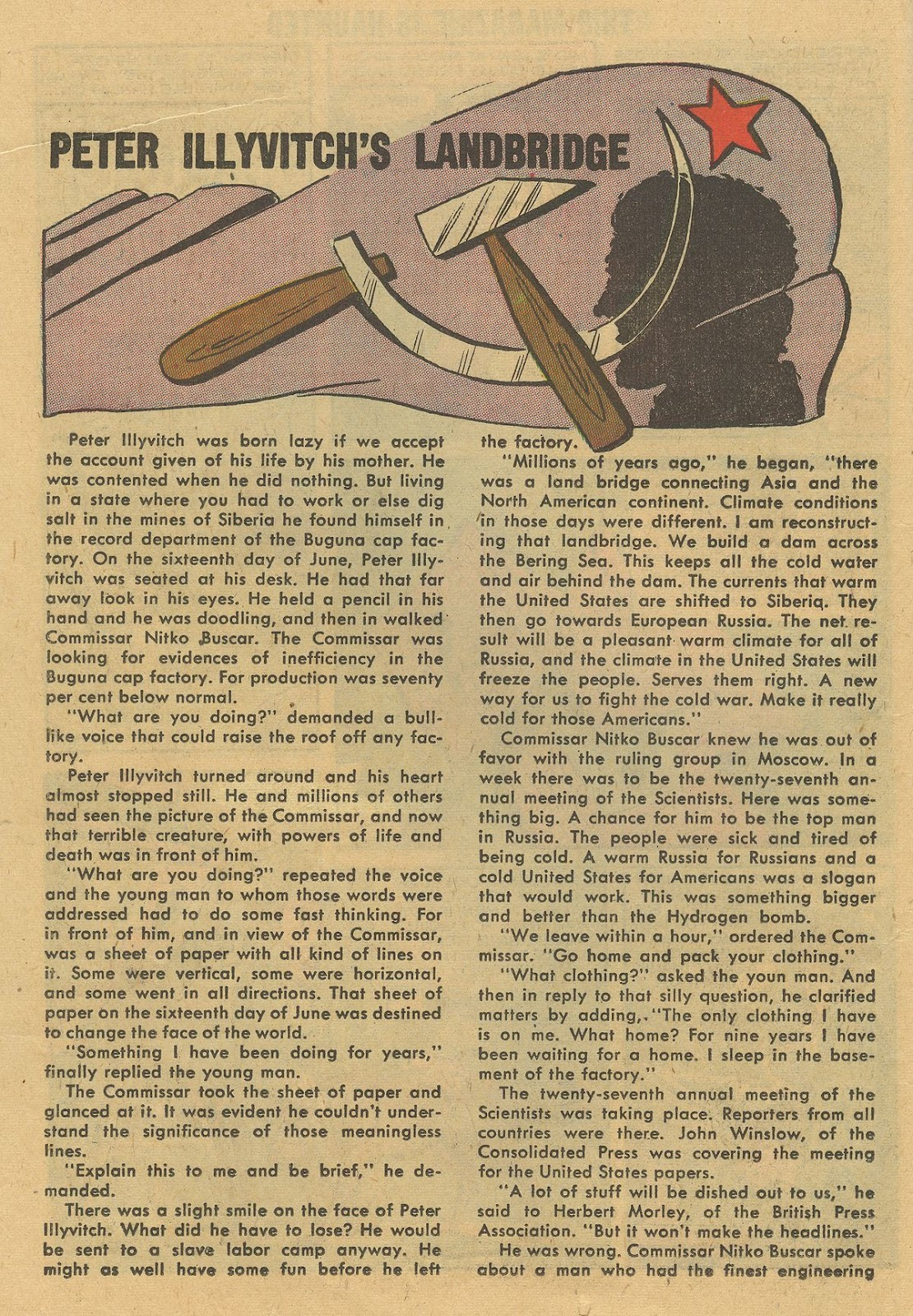 Read online This Magazine Is Haunted comic -  Issue #13 - 18