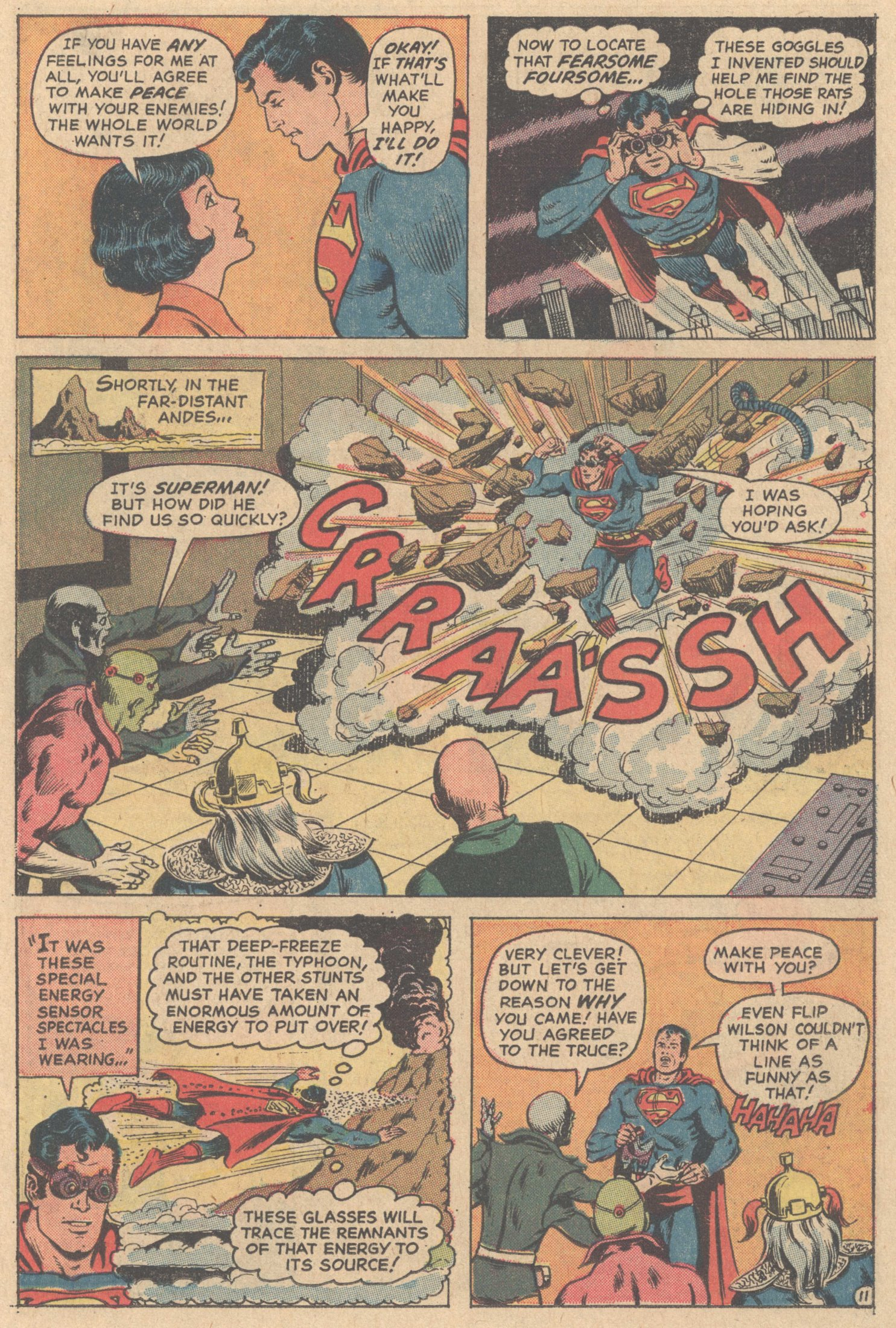 Read online Action Comics (1938) comic -  Issue #417 - 14
