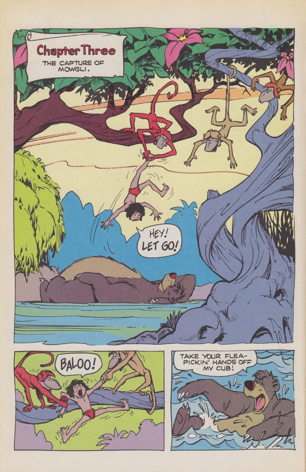 Read online The Jungle Book comic -  Issue # Full - 26