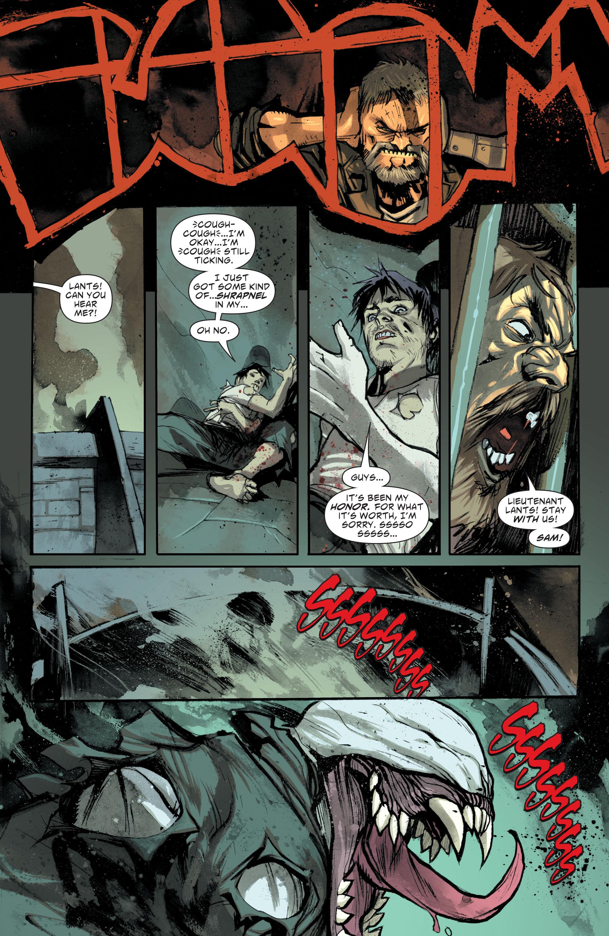 Read online American Vampire comic -  Issue #16 - 6