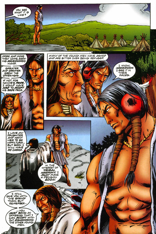 Read online Turok, Dinosaur Hunter (1993) comic -  Issue #43 - 15