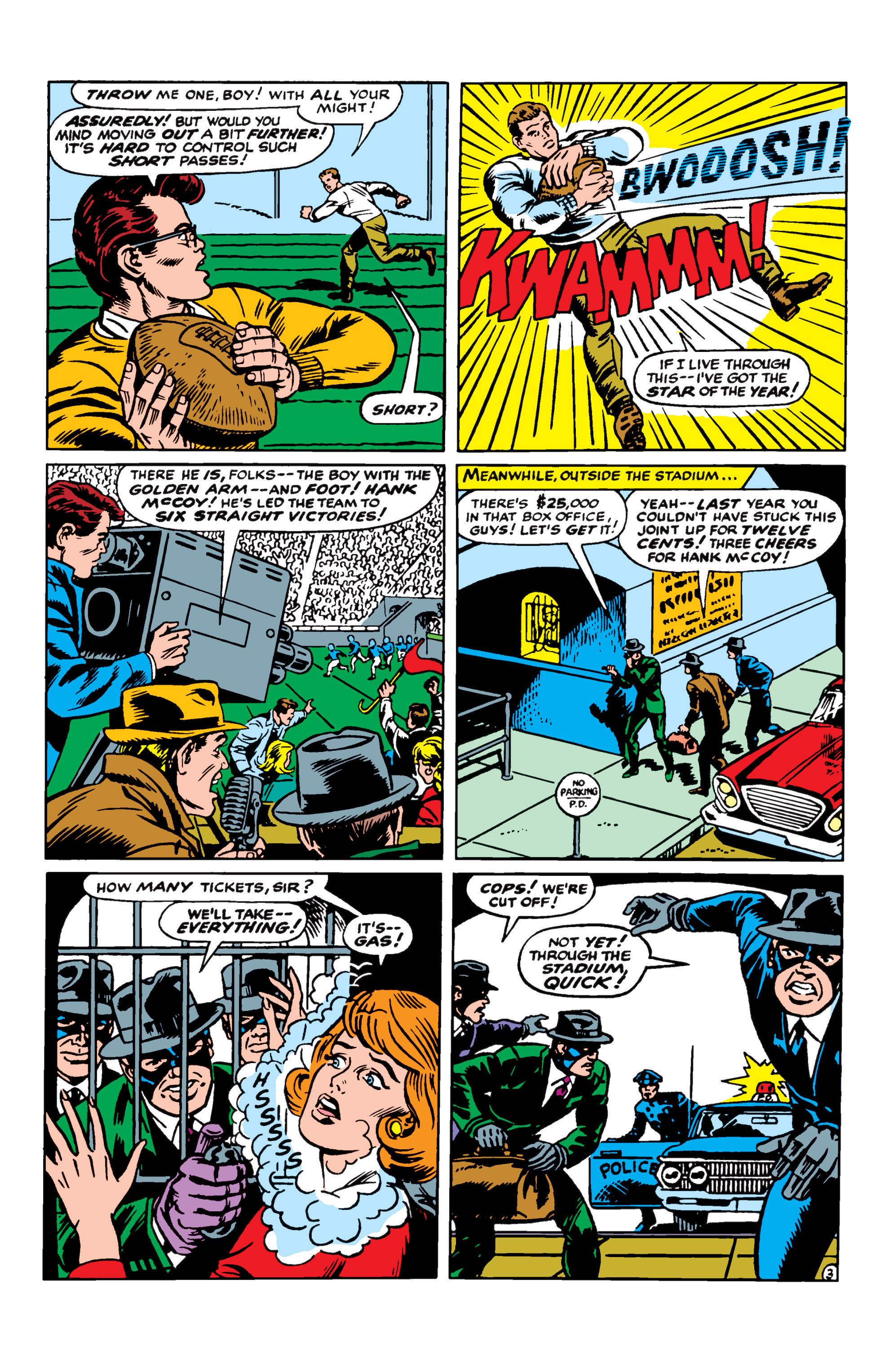 Read online Uncanny X-Men (1963) comic -  Issue #50 - 18