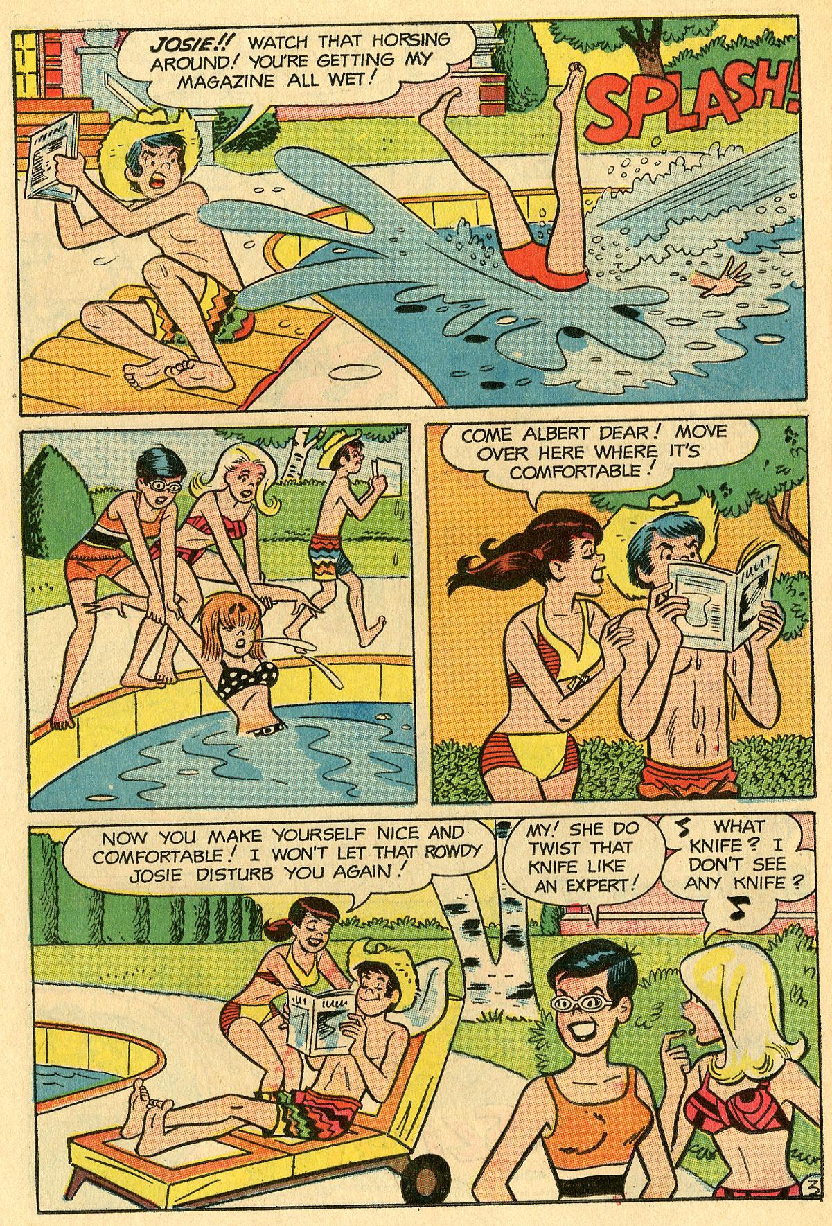 Read online She's Josie comic -  Issue #30 - 22