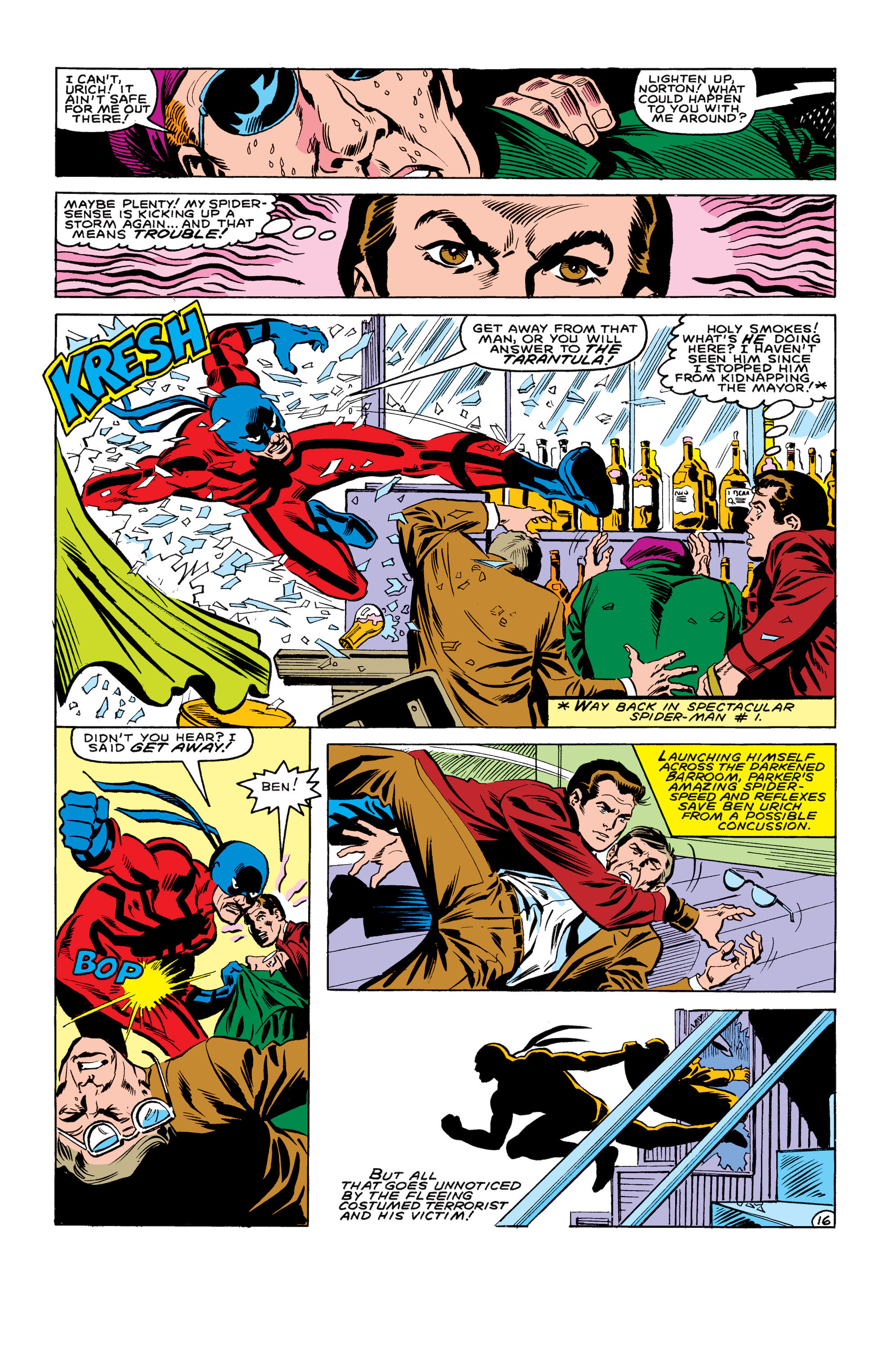 The Amazing Spider-Man (1963) 233 Page 16