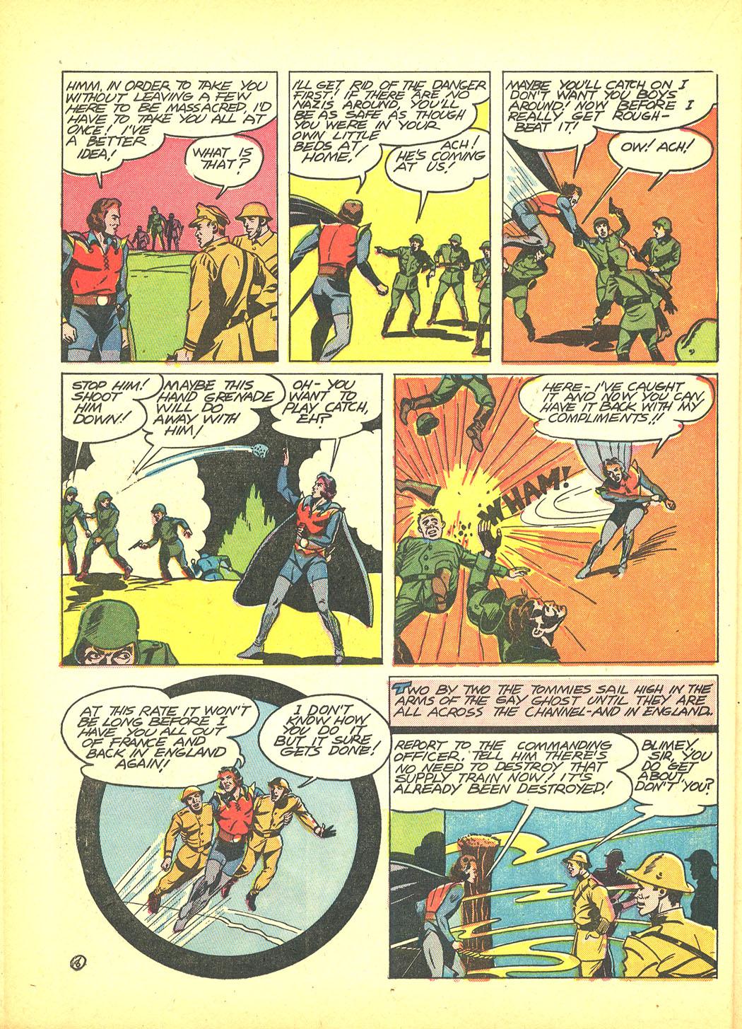 Read online Sensation (Mystery) Comics comic -  Issue #4 - 40