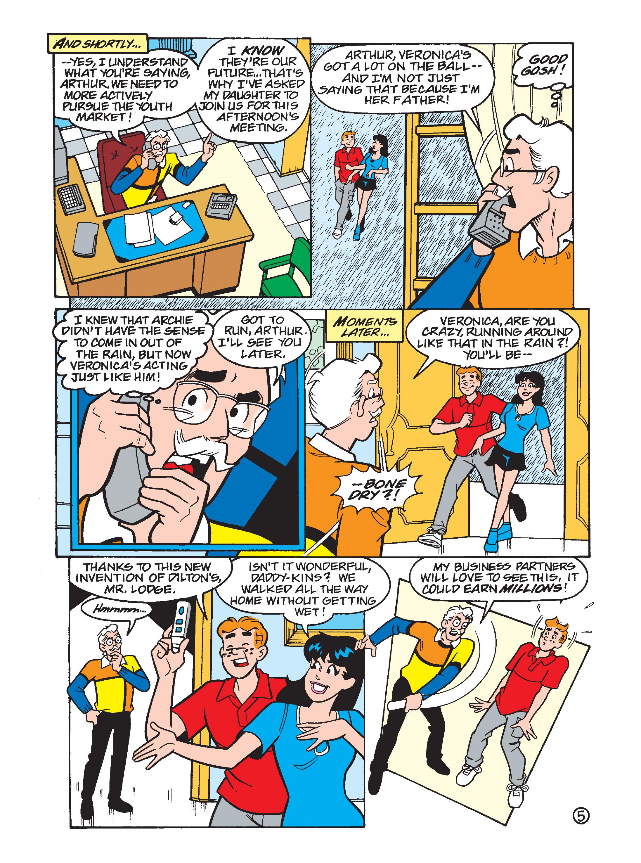 Read online Archie 1000 Page Comics Bonanza comic -  Issue #2 (Part 1) - 134