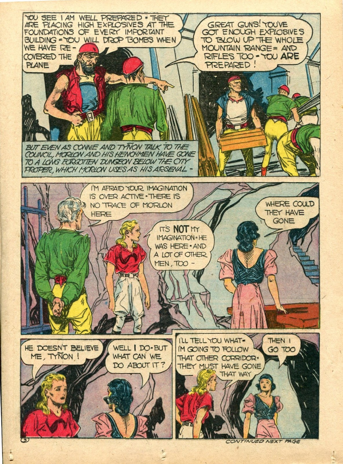 Read online Famous Funnies comic -  Issue #112 - 31