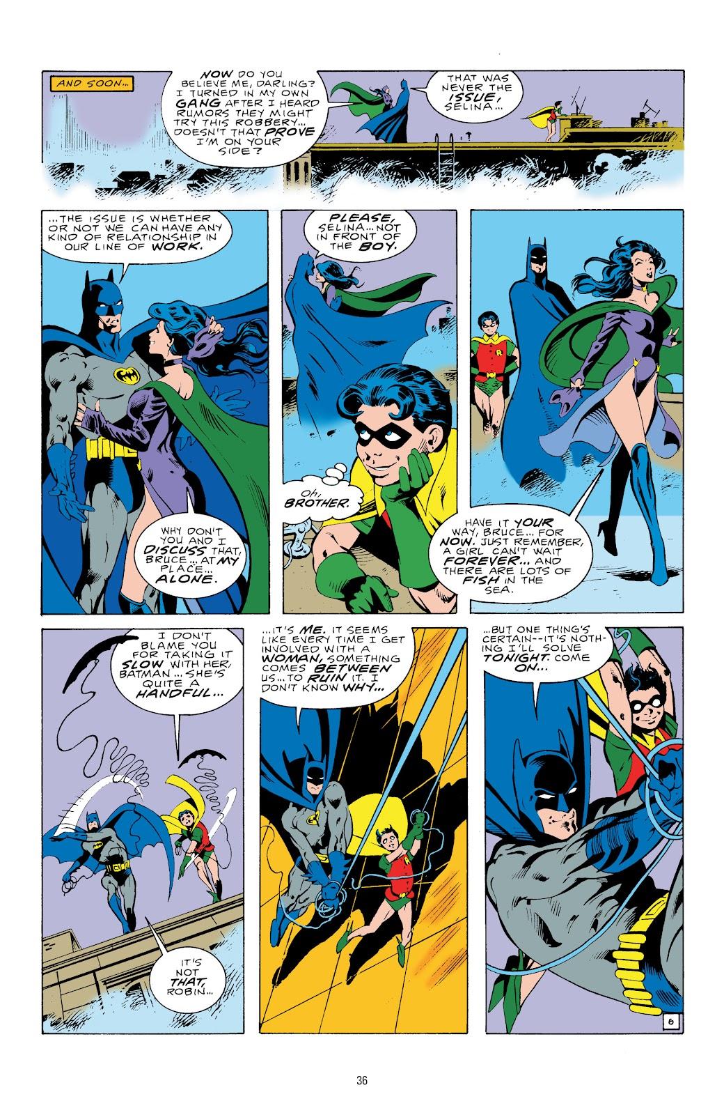 Read online Detective Comics (1937) comic -  Issue # _TPB Batman - The Dark Knight Detective 1 (Part 1) - 36
