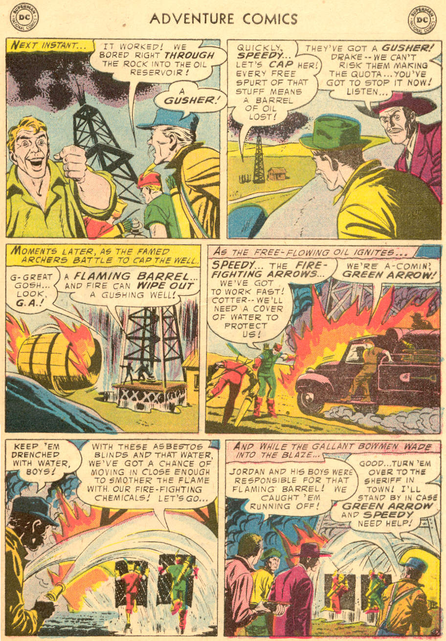 Read online Adventure Comics (1938) comic -  Issue #229 - 31