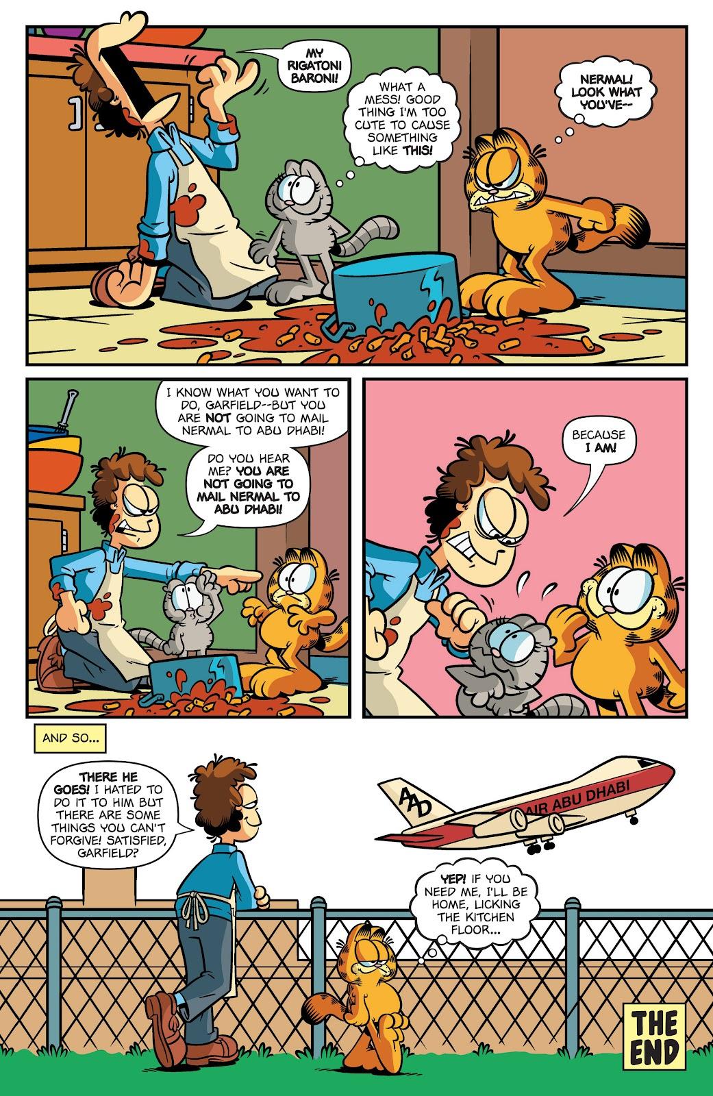 Garfield Porn comic garfield issue 24