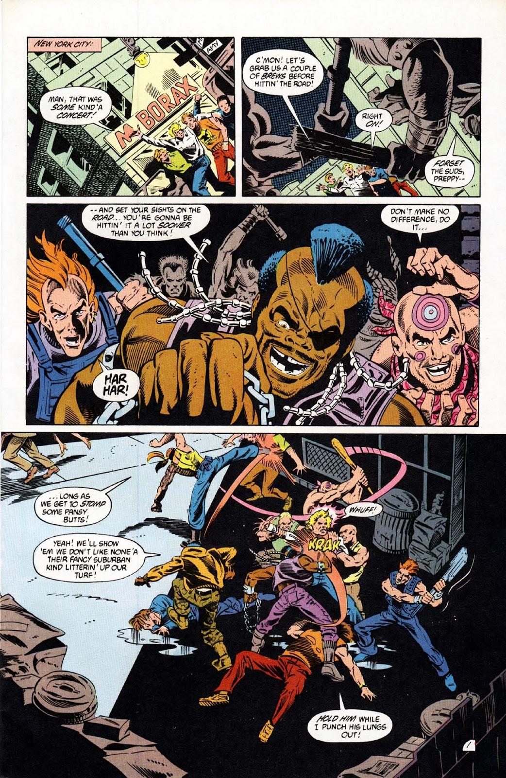 Vigilante (1983) issue 20 - Page 2