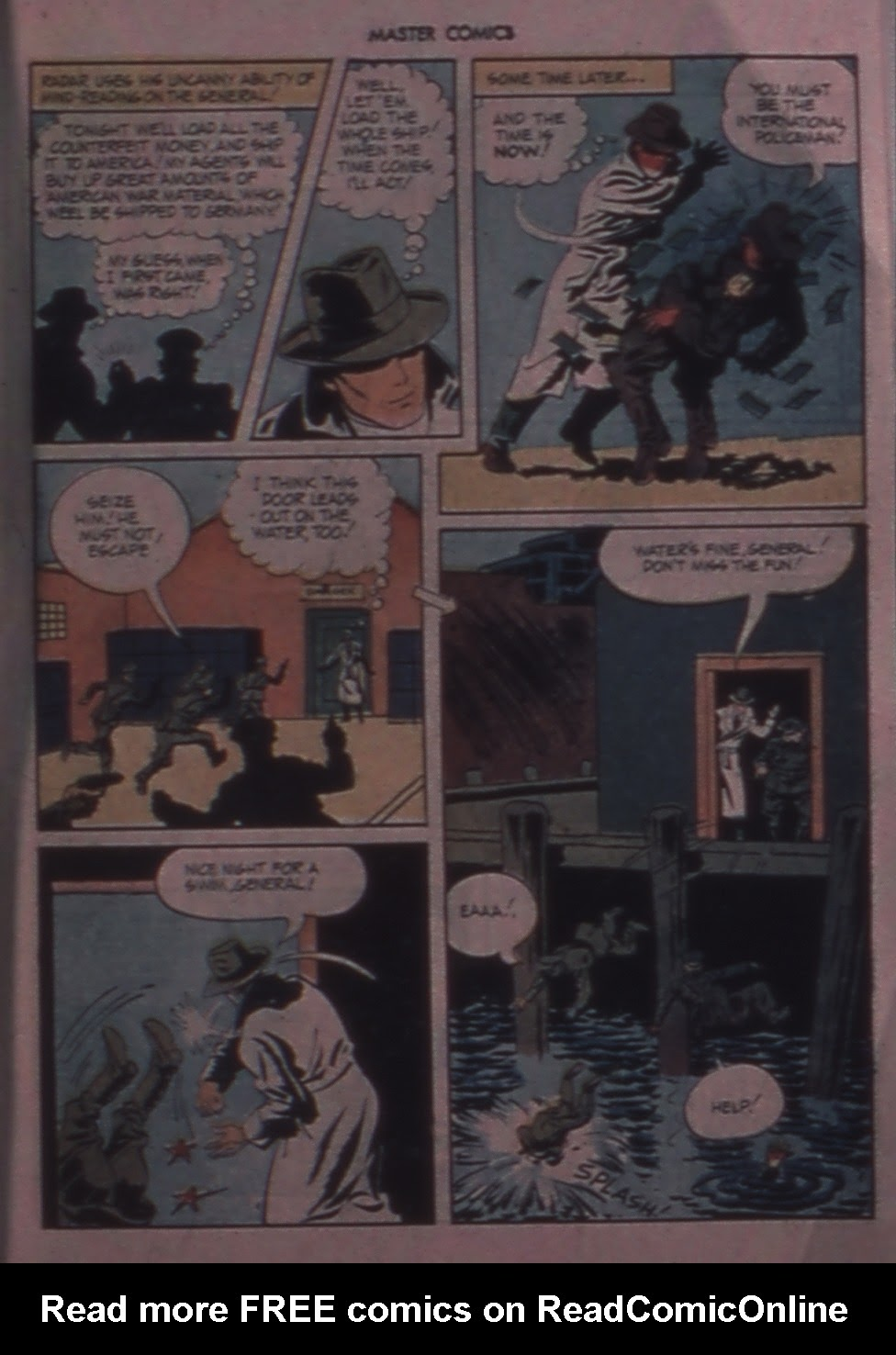 Master Comics issue 51 - Page 39